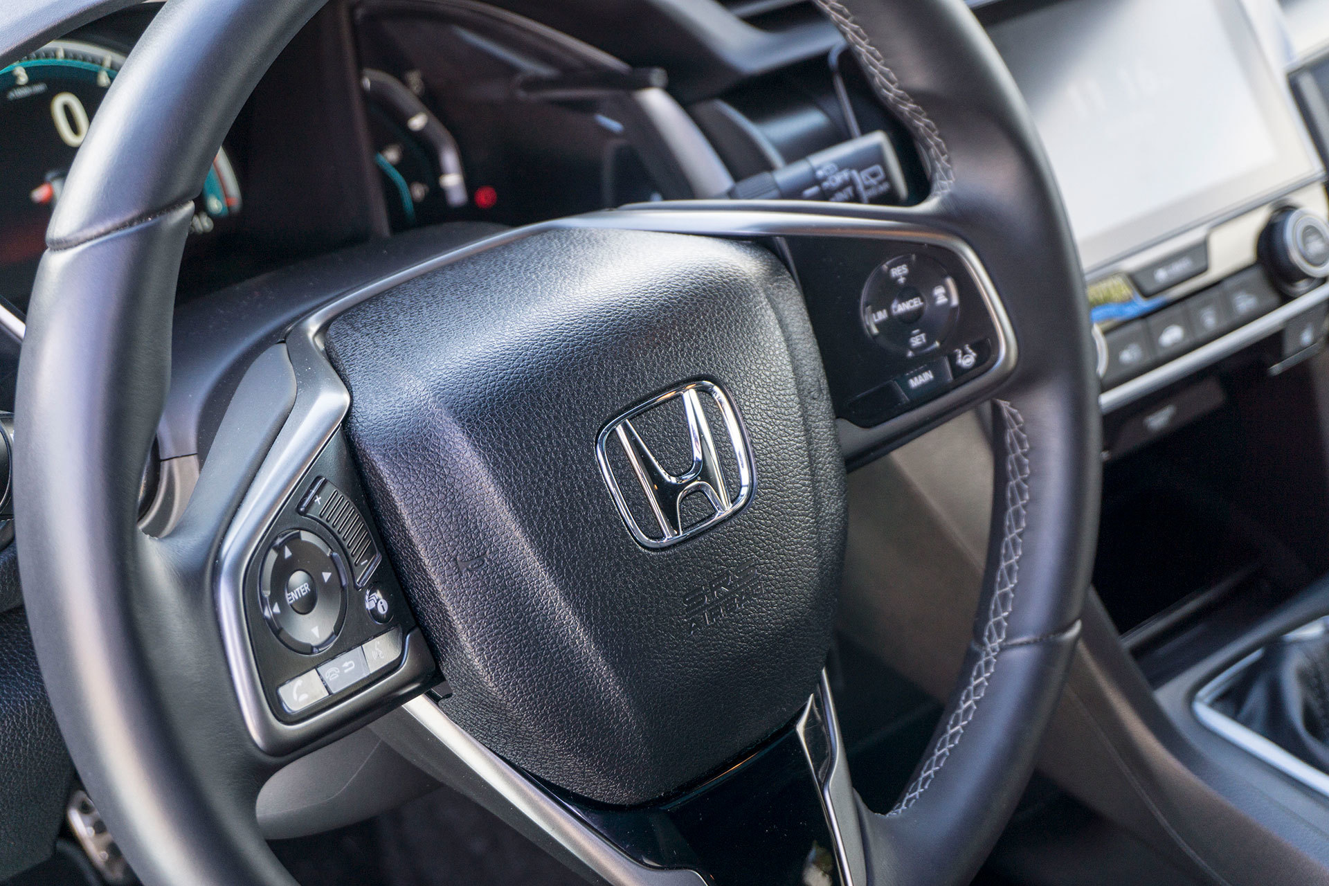 Honda Civic Diesel 2019 Prueba 15