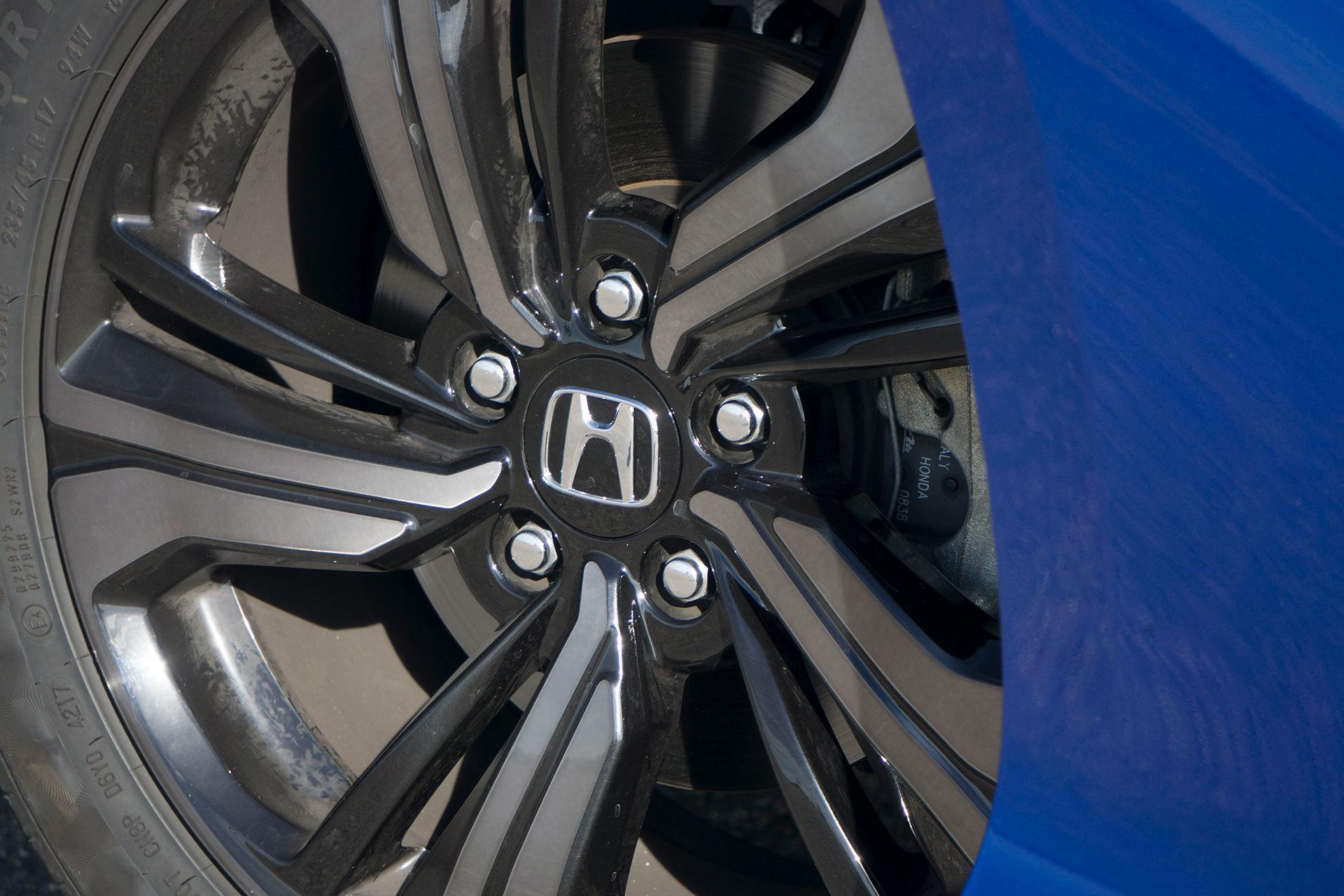 Honda Civic Diesel 2019 Prueba 2