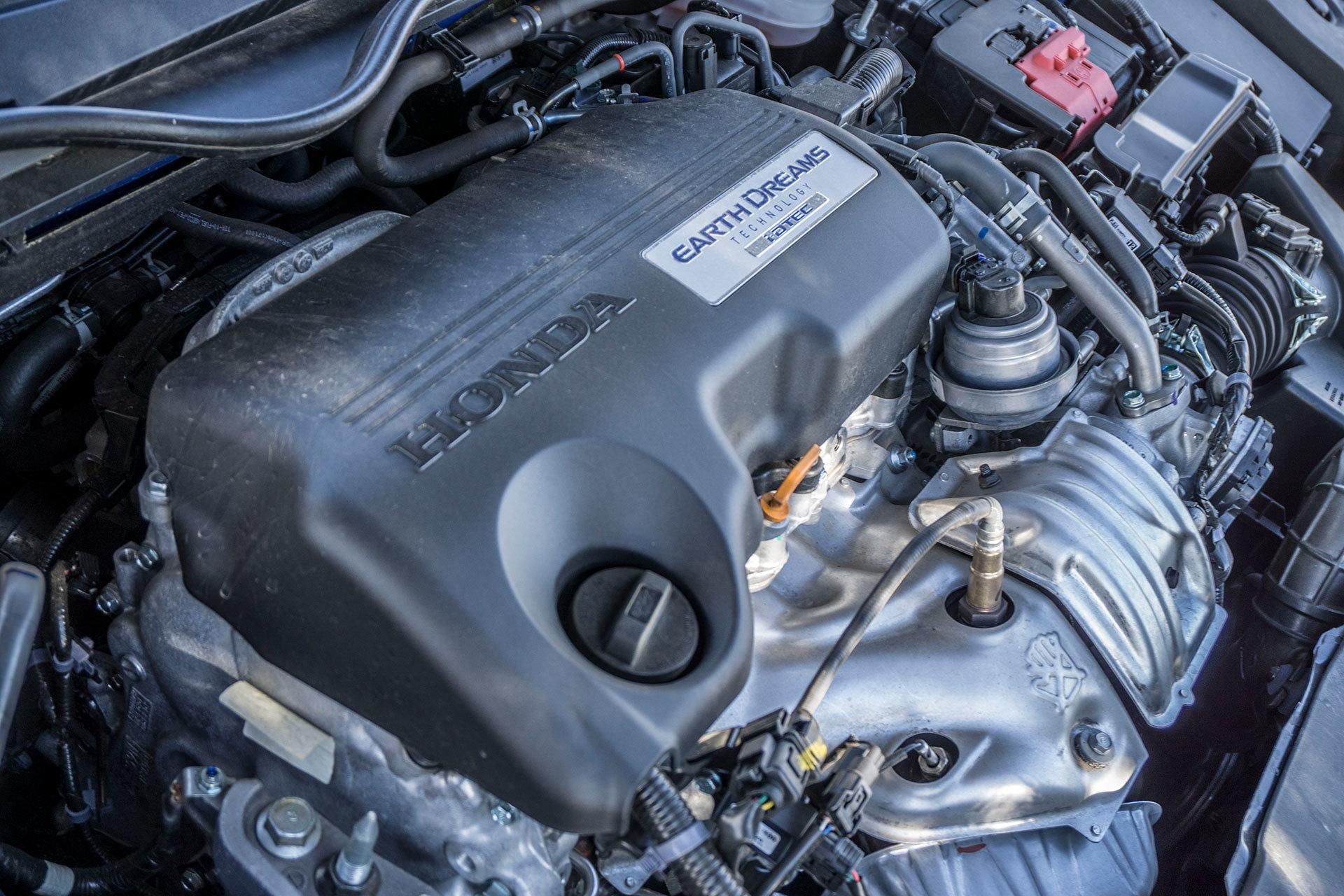 Honda Civic Diesel 2019 Prueba 23