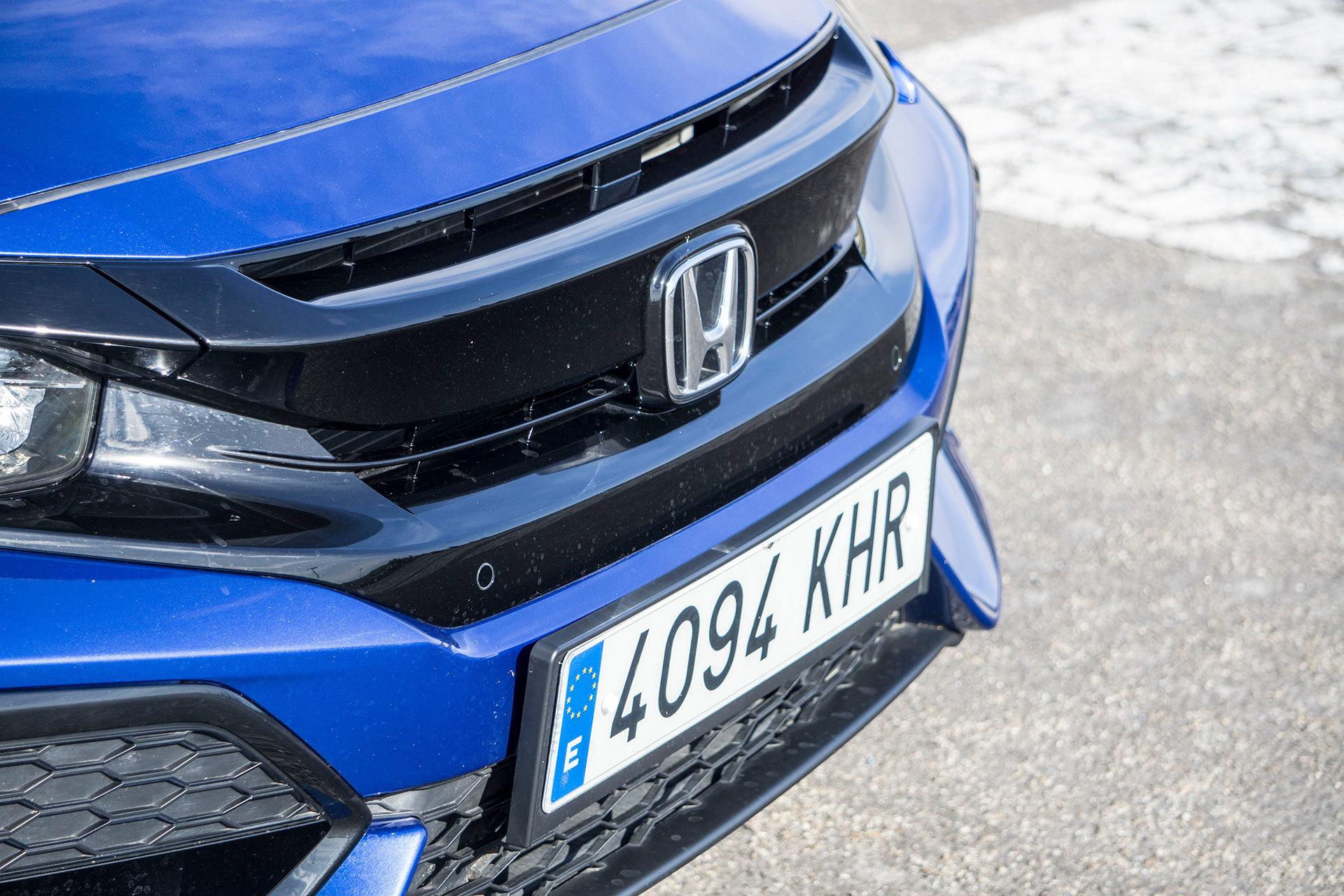 Honda Civic Diesel 2019 Prueba 3