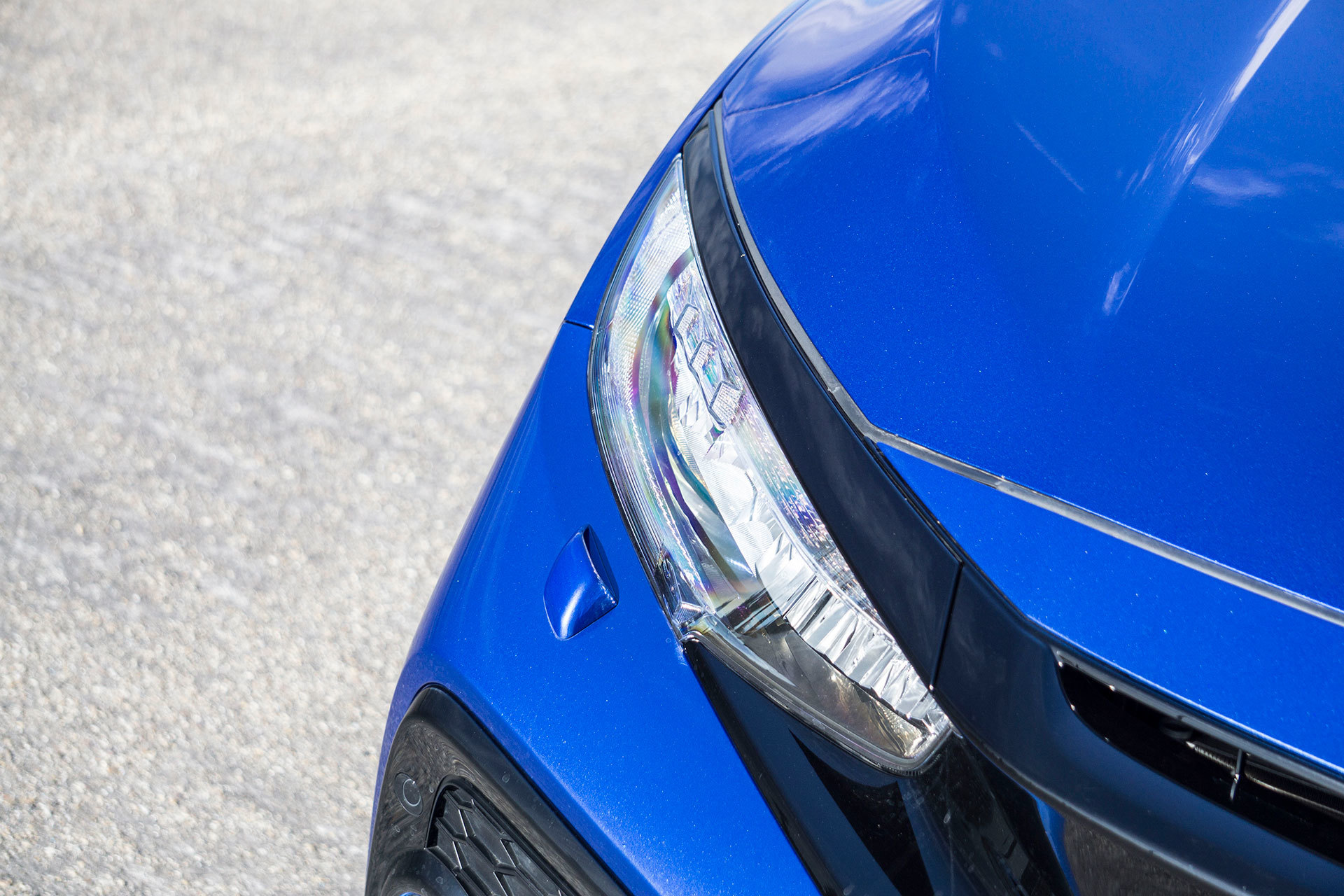 Honda Civic Diesel 2019 Prueba 4