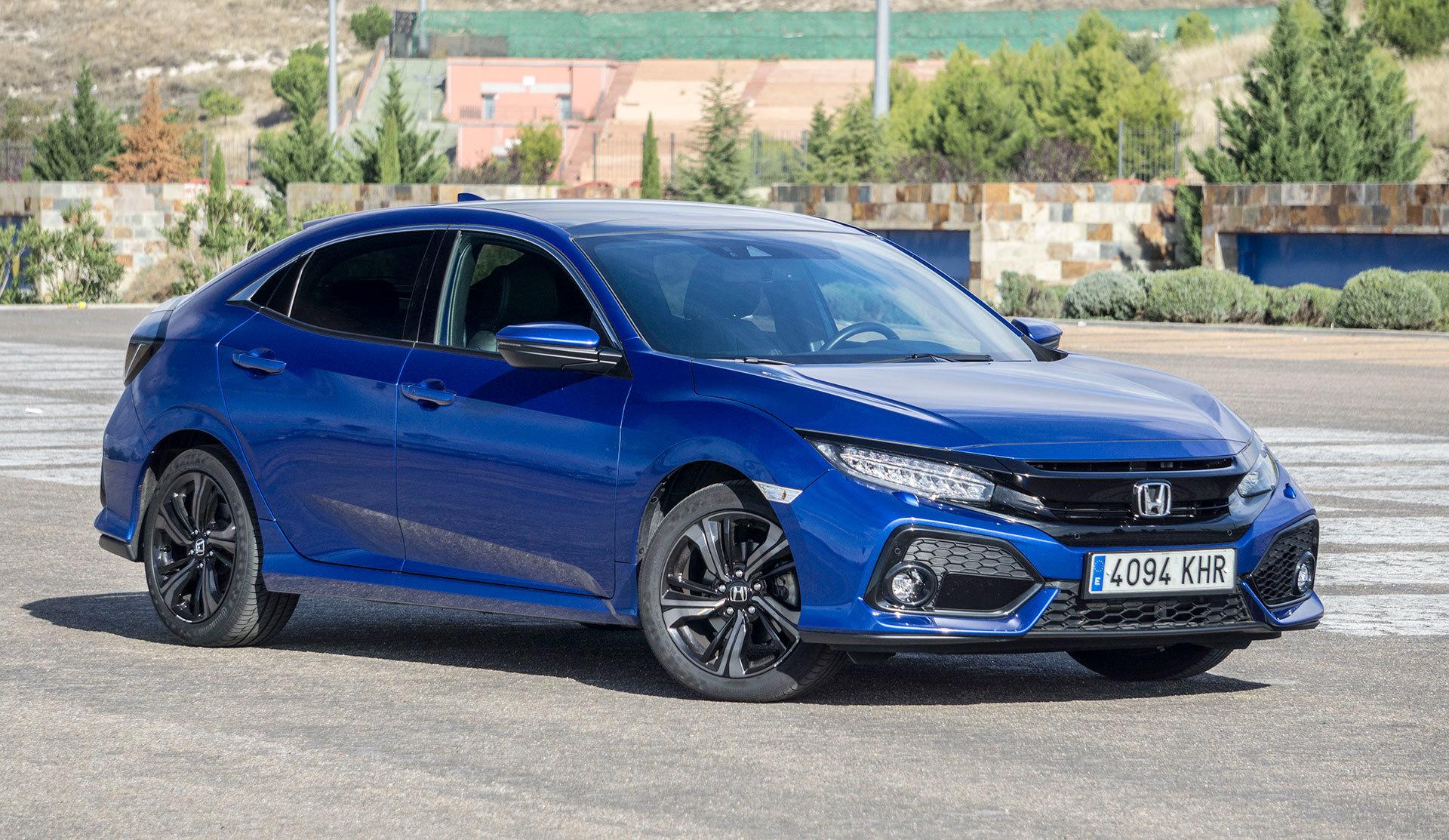 Honda Civic Diesel 2019 Prueba 7