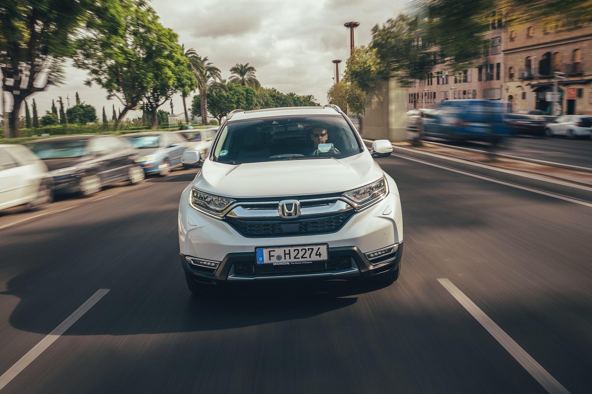 Honda Cr V Hibrido 2019 10