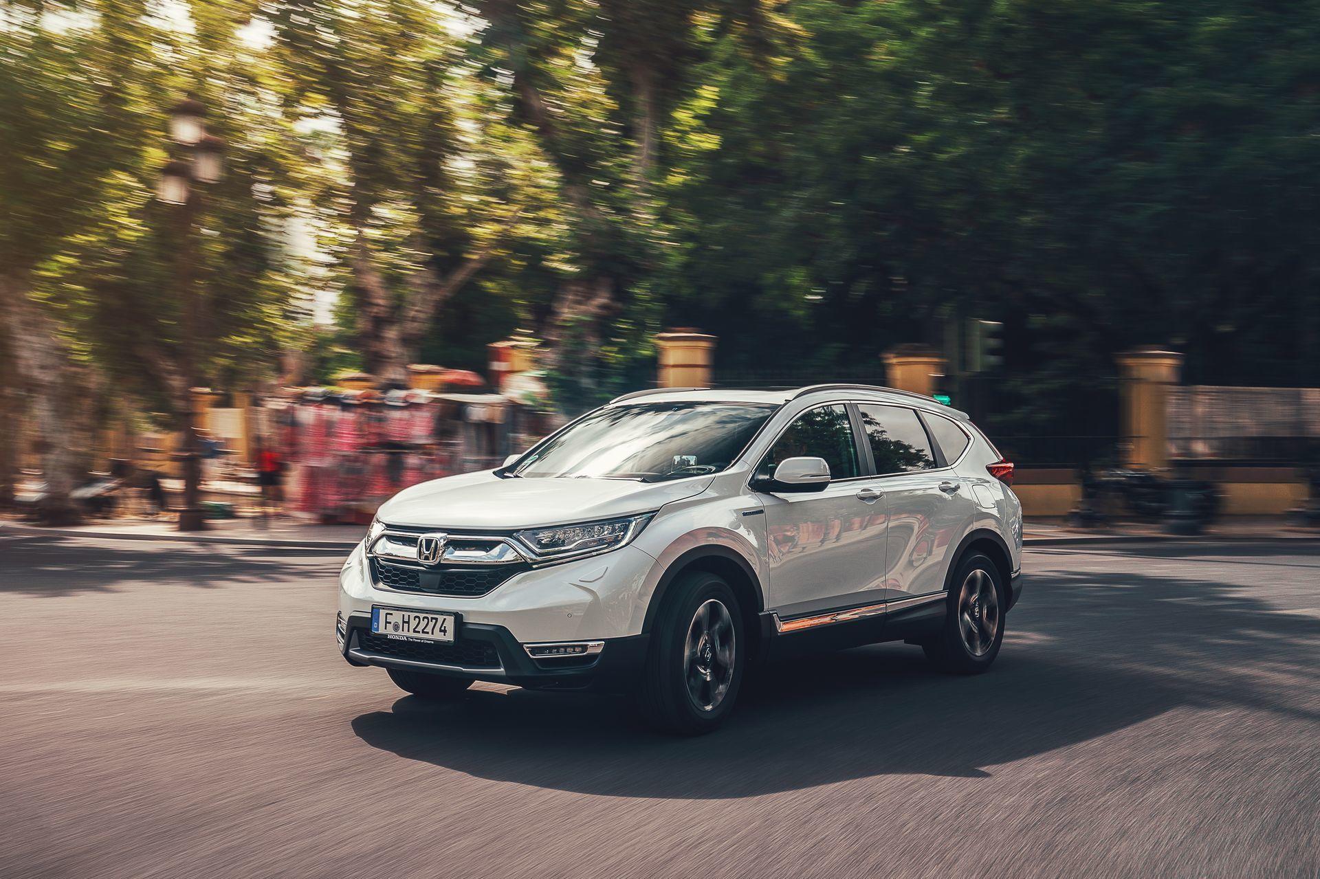 Honda Cr V Hibrido 2019 11