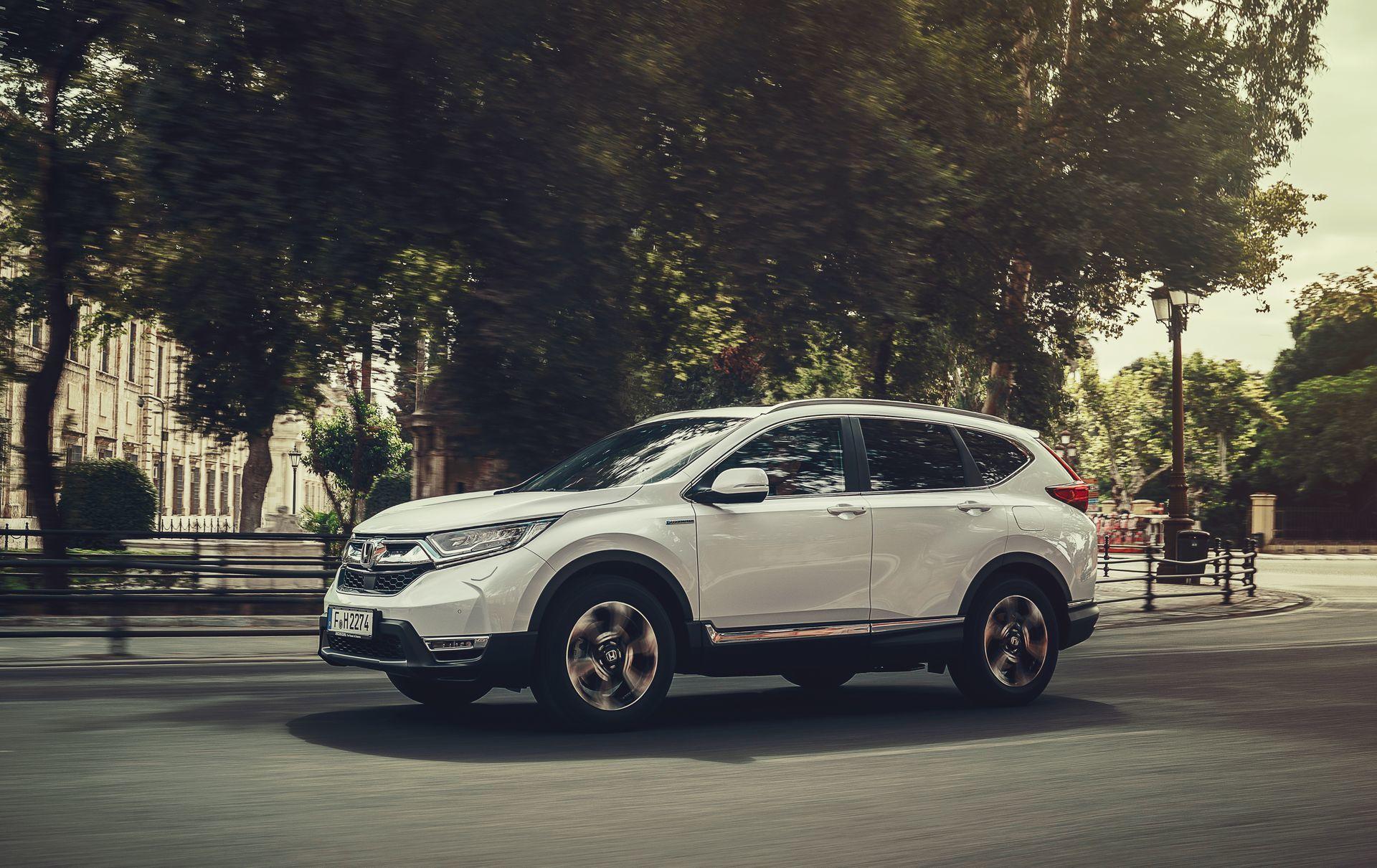 Honda Cr V Hibrido 2019 12