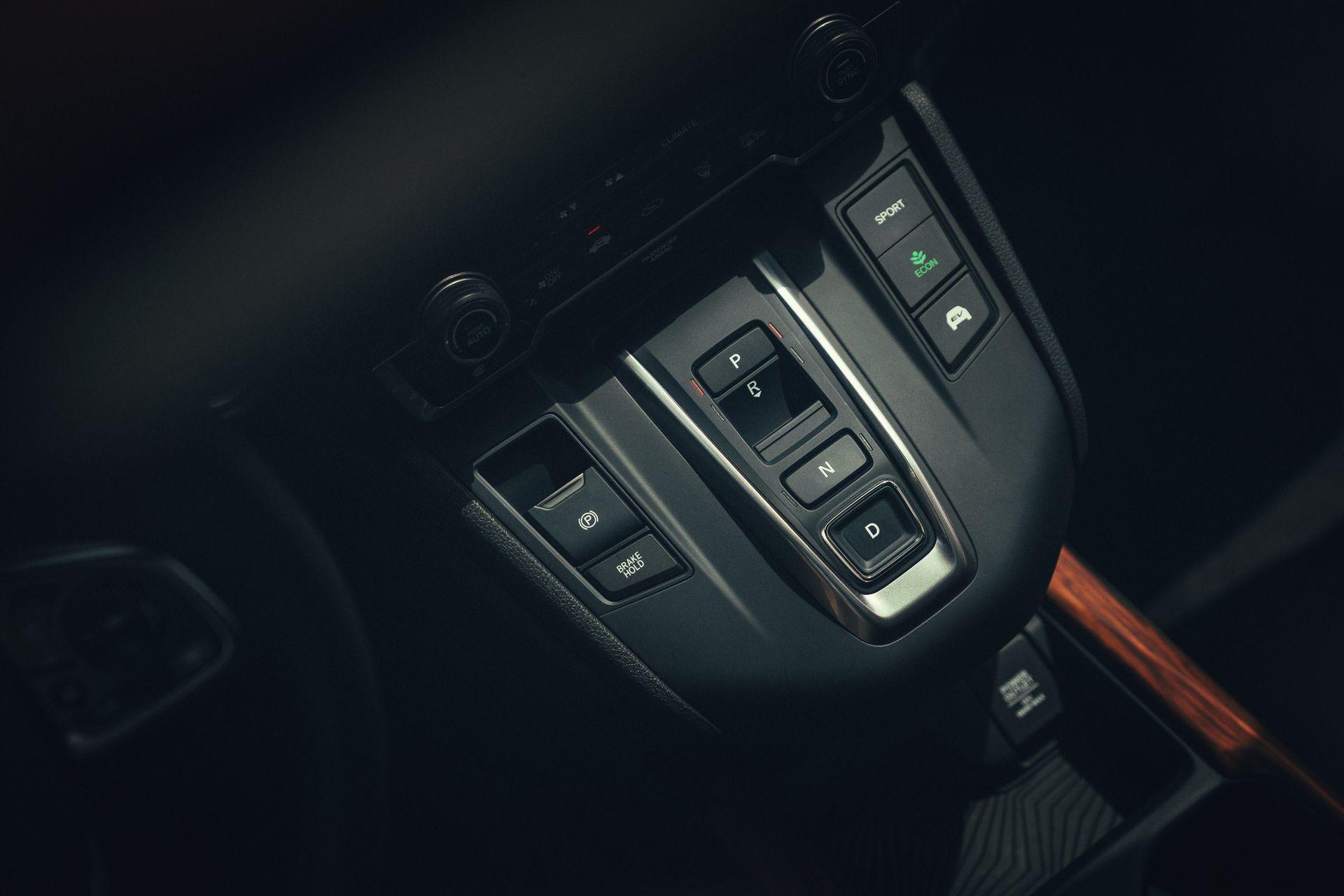 Honda Cr V Hibrido 2019 15