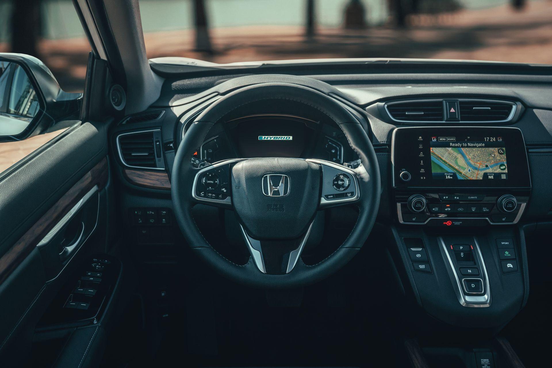 Honda Cr V Hibrido 2019 19