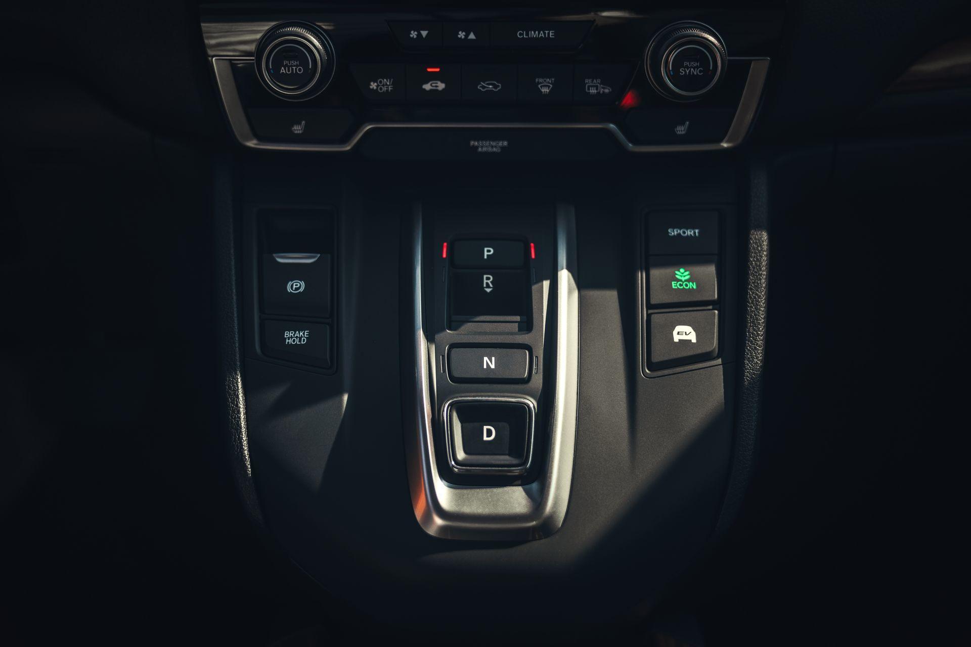 Honda Cr V Hibrido 2019 21