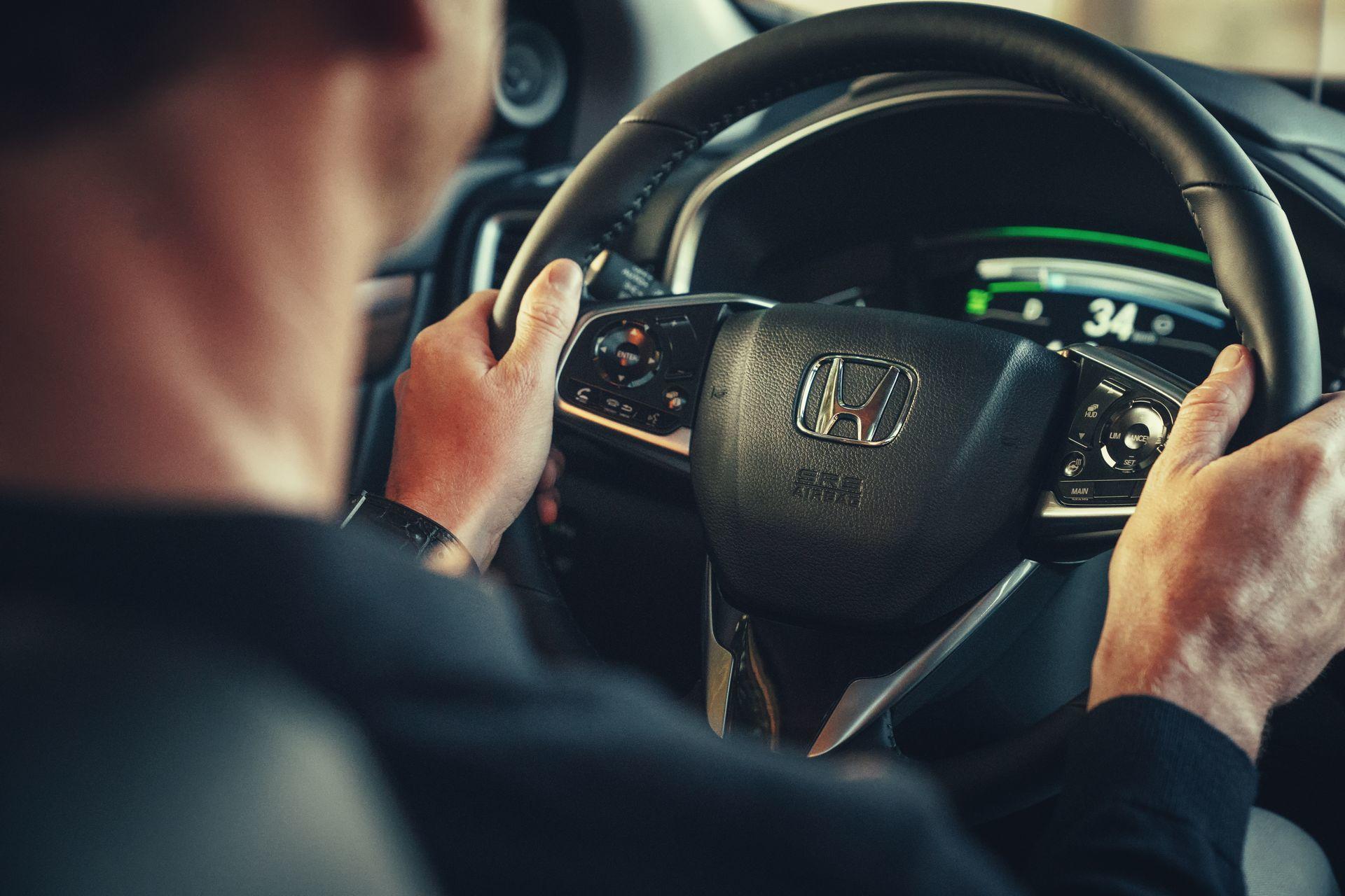 Honda Cr V Hibrido 2019 26