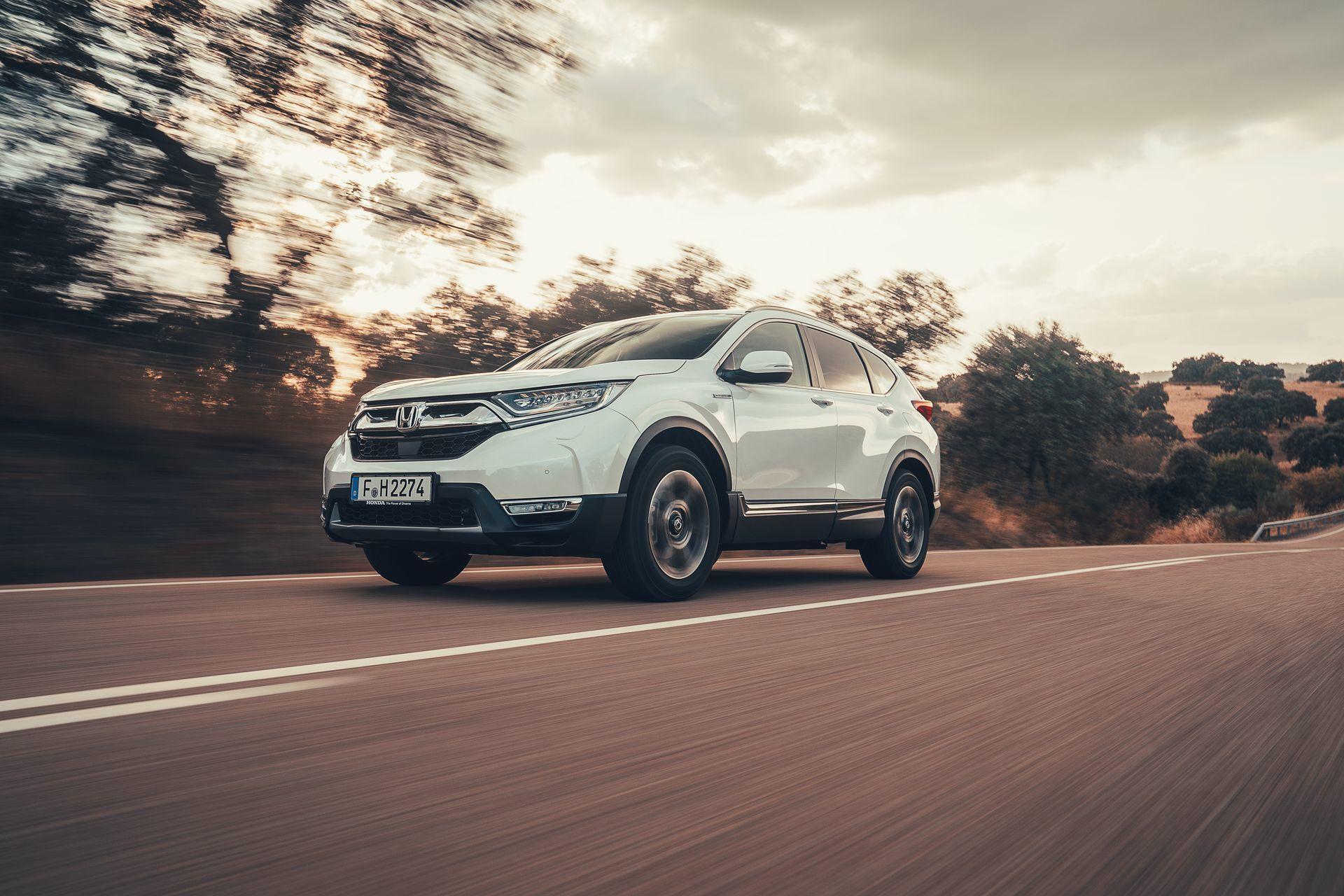 Honda Cr V Hibrido 2019 28