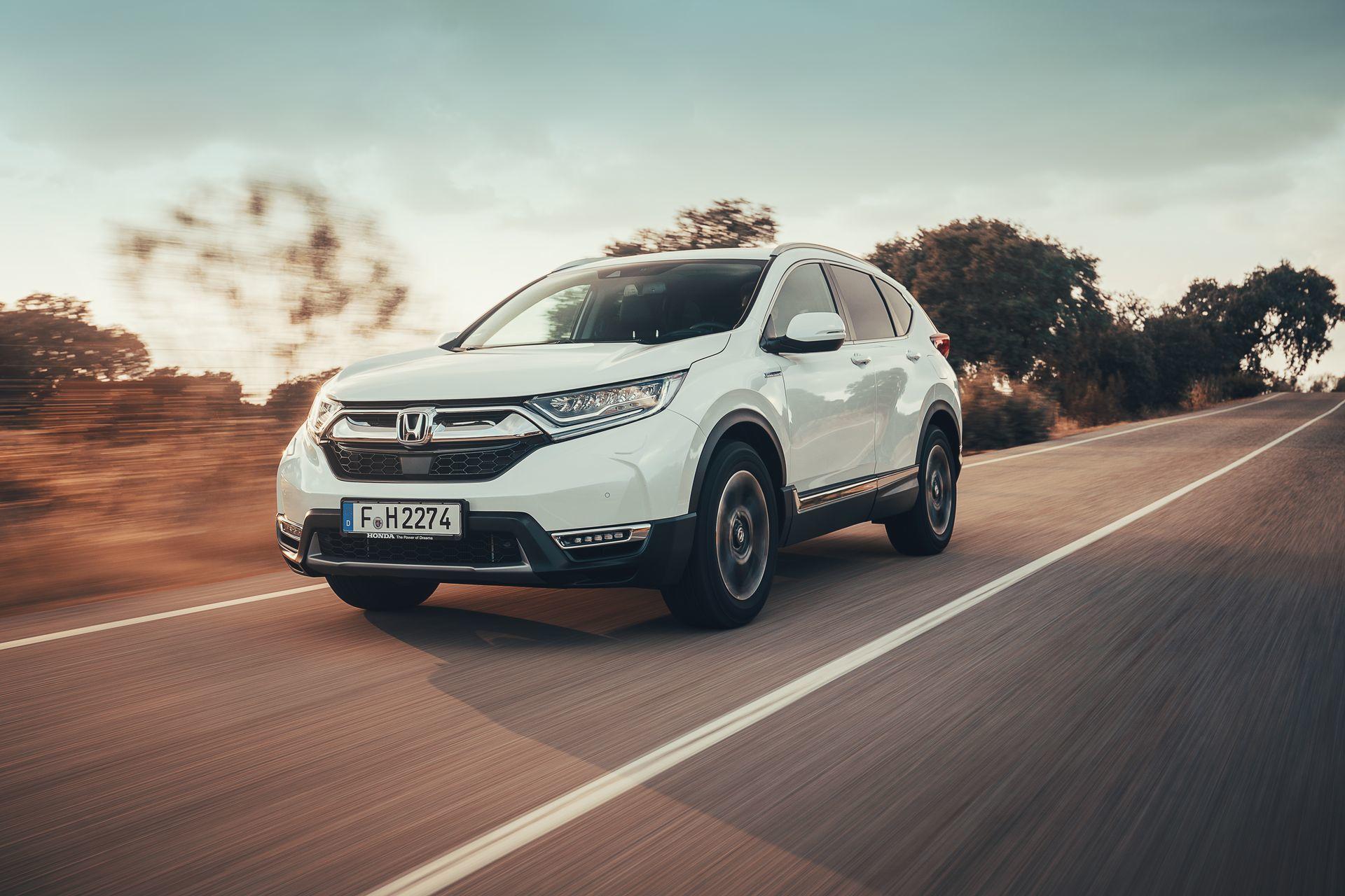 Honda Cr V Hibrido 2019 29