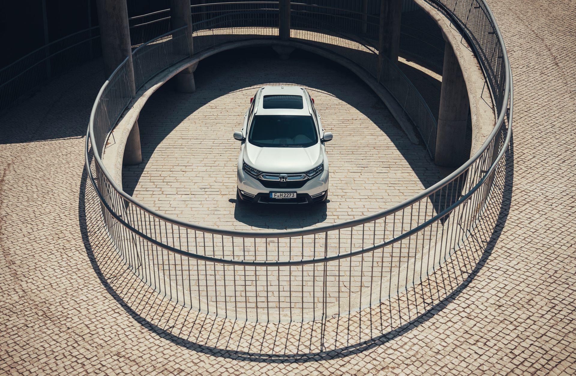 Honda Cr V Hibrido 2019 32