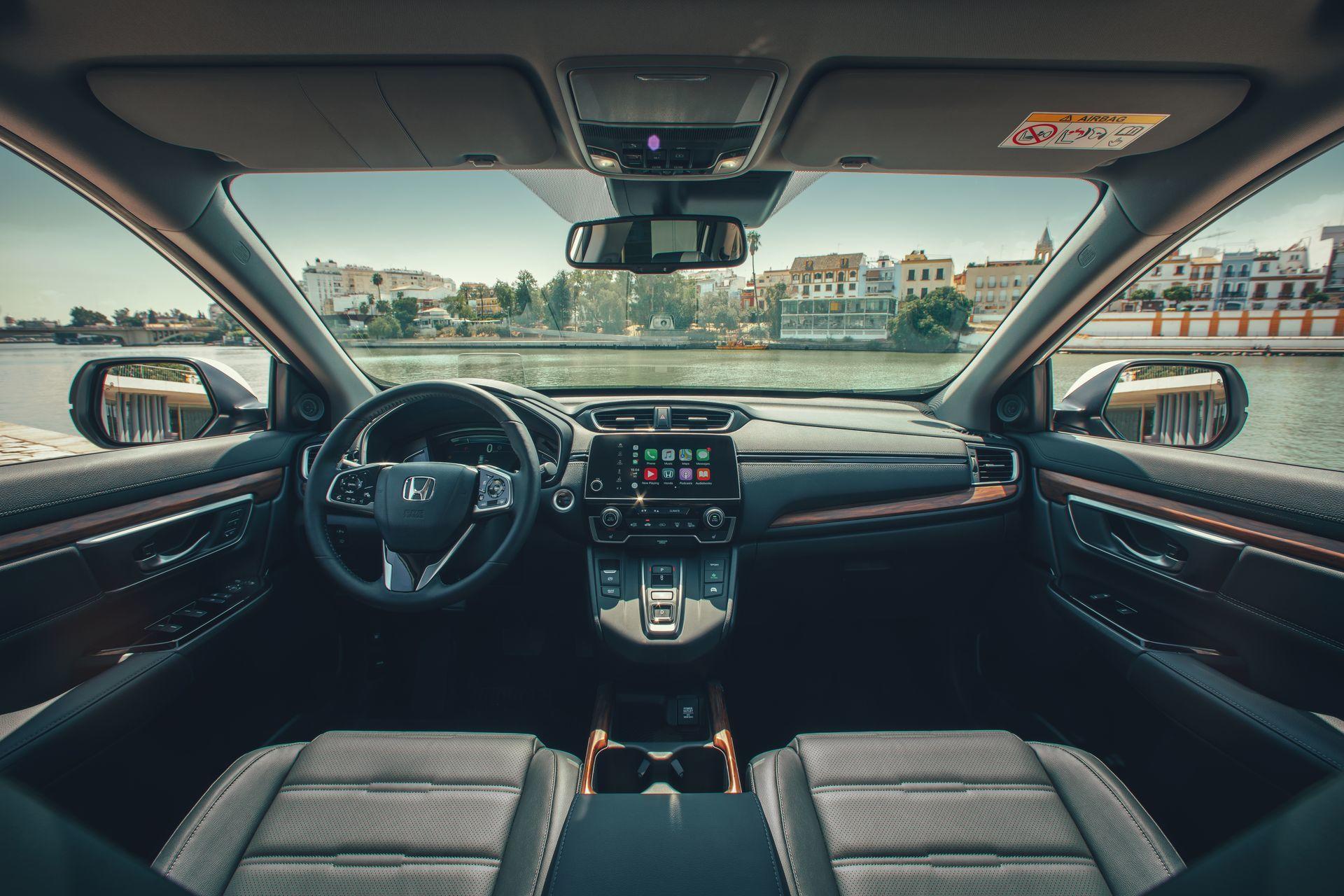 Honda Cr V Hibrido 2019 37