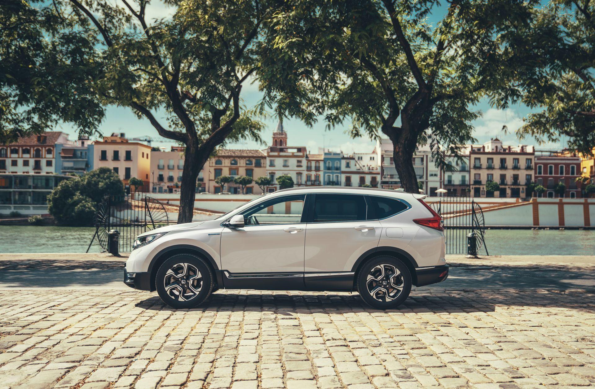 Honda Cr V Hibrido 2019 40