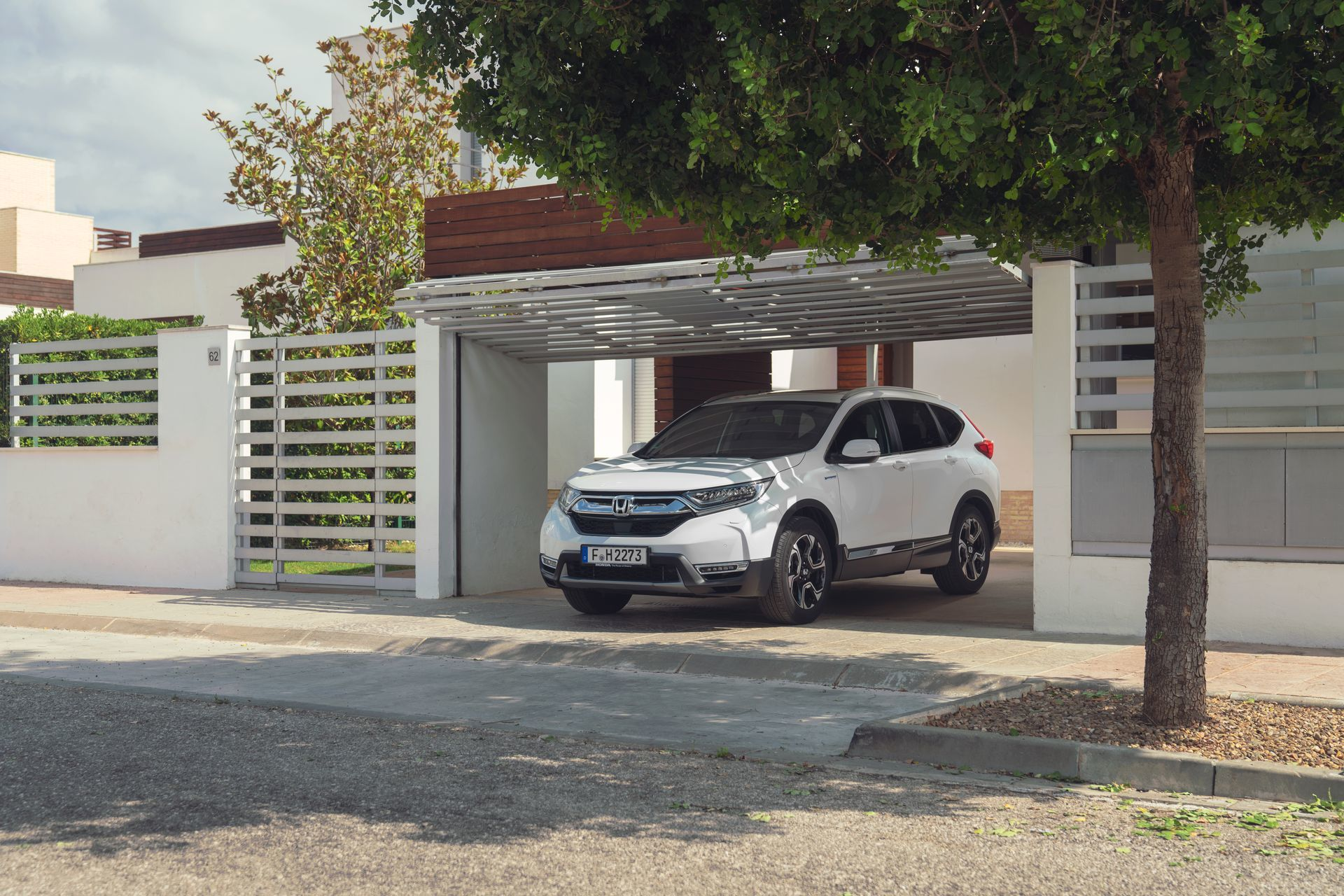Honda Cr V Hibrido 2019 41