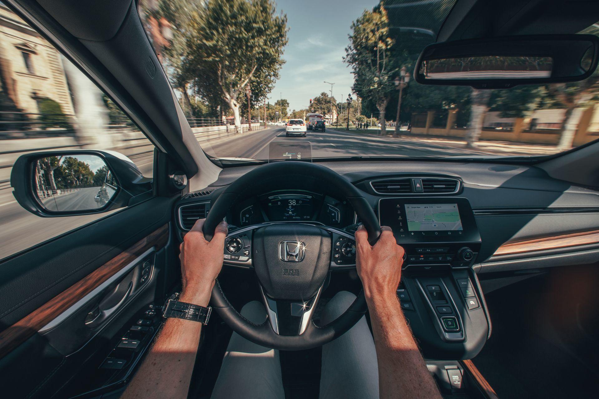 Honda Cr V Hibrido 2019 45