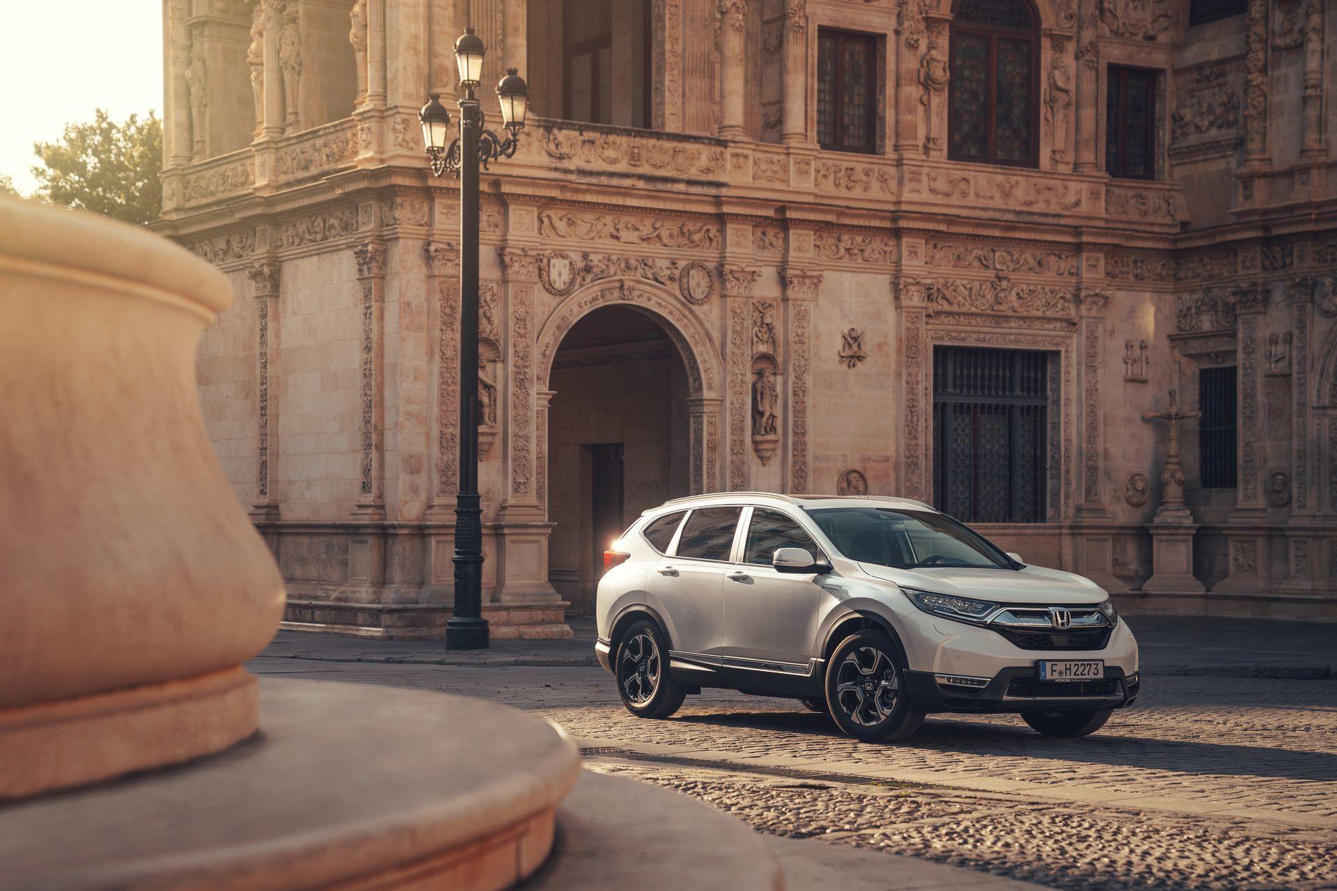 Honda Cr V Hibrido 2019 48