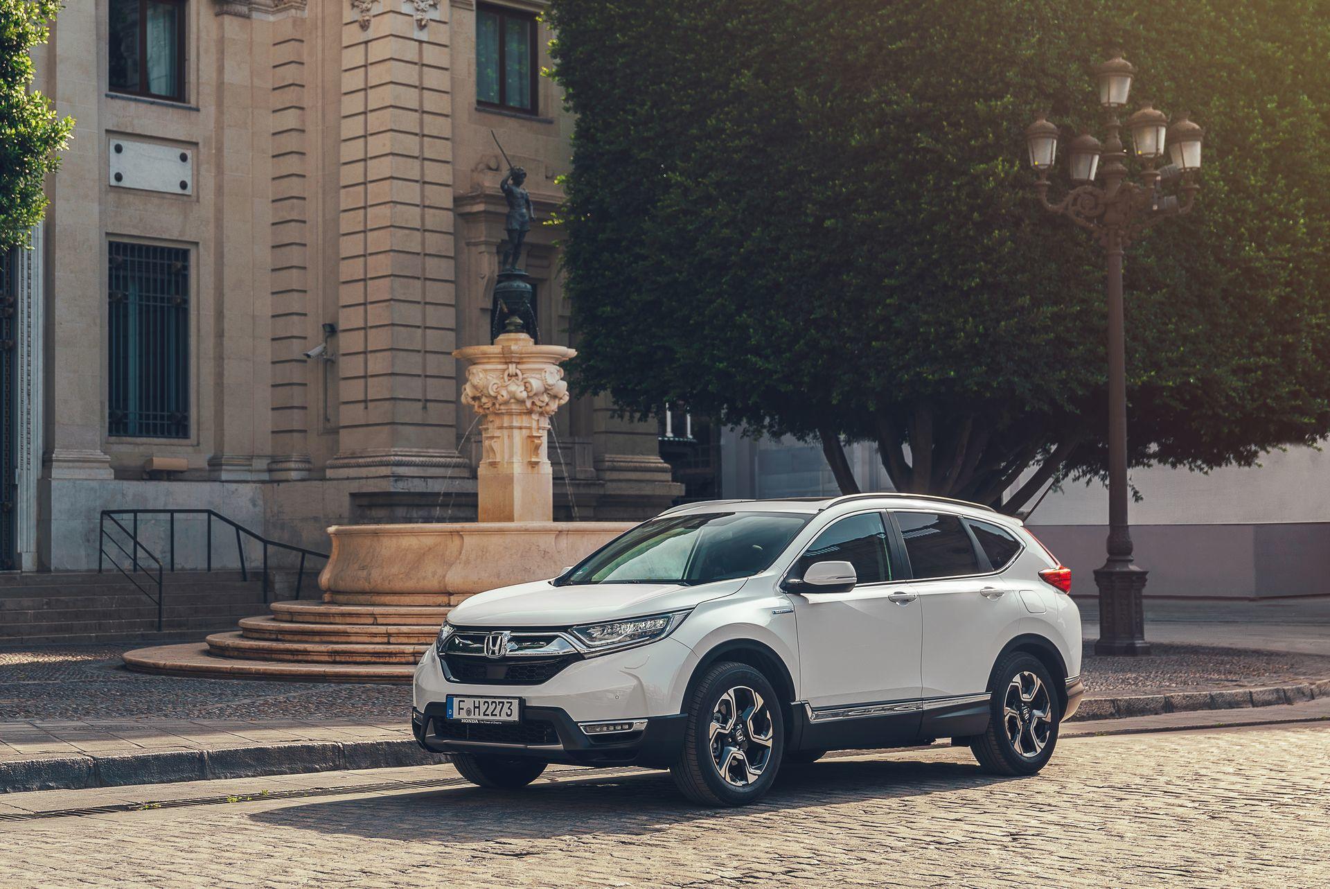 Honda Cr V Hibrido 2019 5