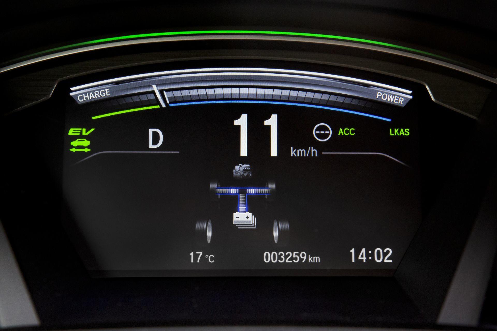 Honda Cr V Hibrido 2019 52