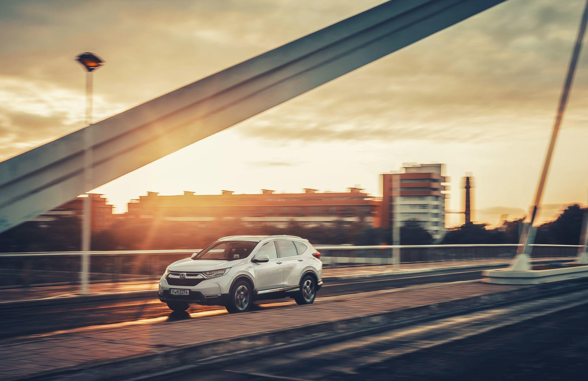 Honda Cr V Hibrido 2019 8