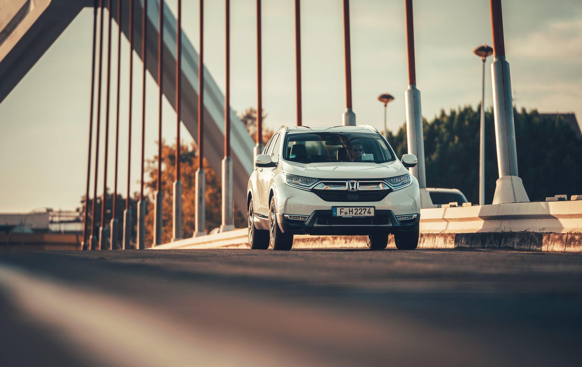 Honda Cr V Hibrido 2019 9