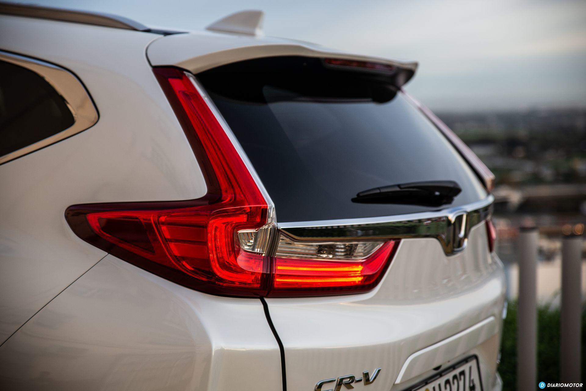 Honda Cr V Hybrid Prueba 3