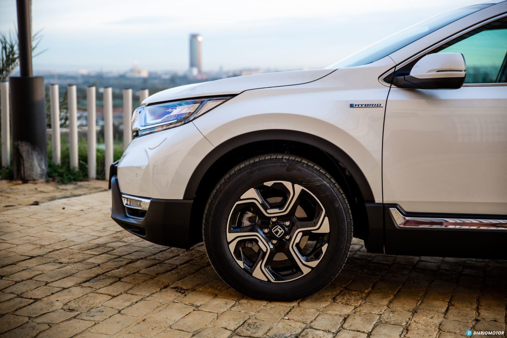 Honda Cr V Hybrid Prueba 4