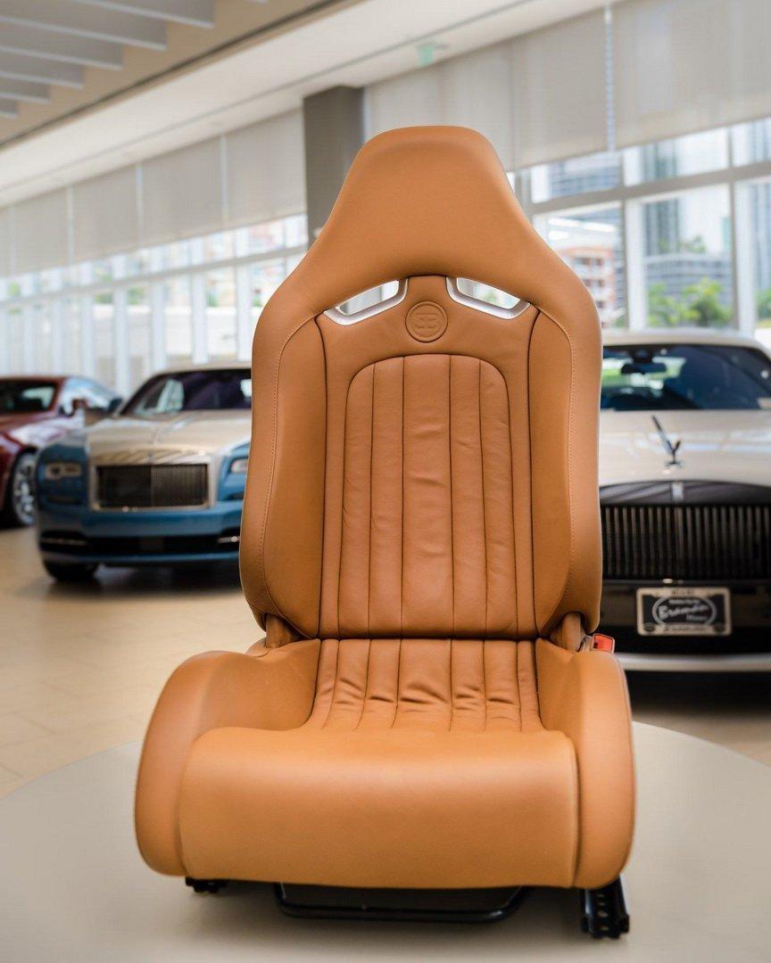 Interior Bugatti Veyron En Venta 2