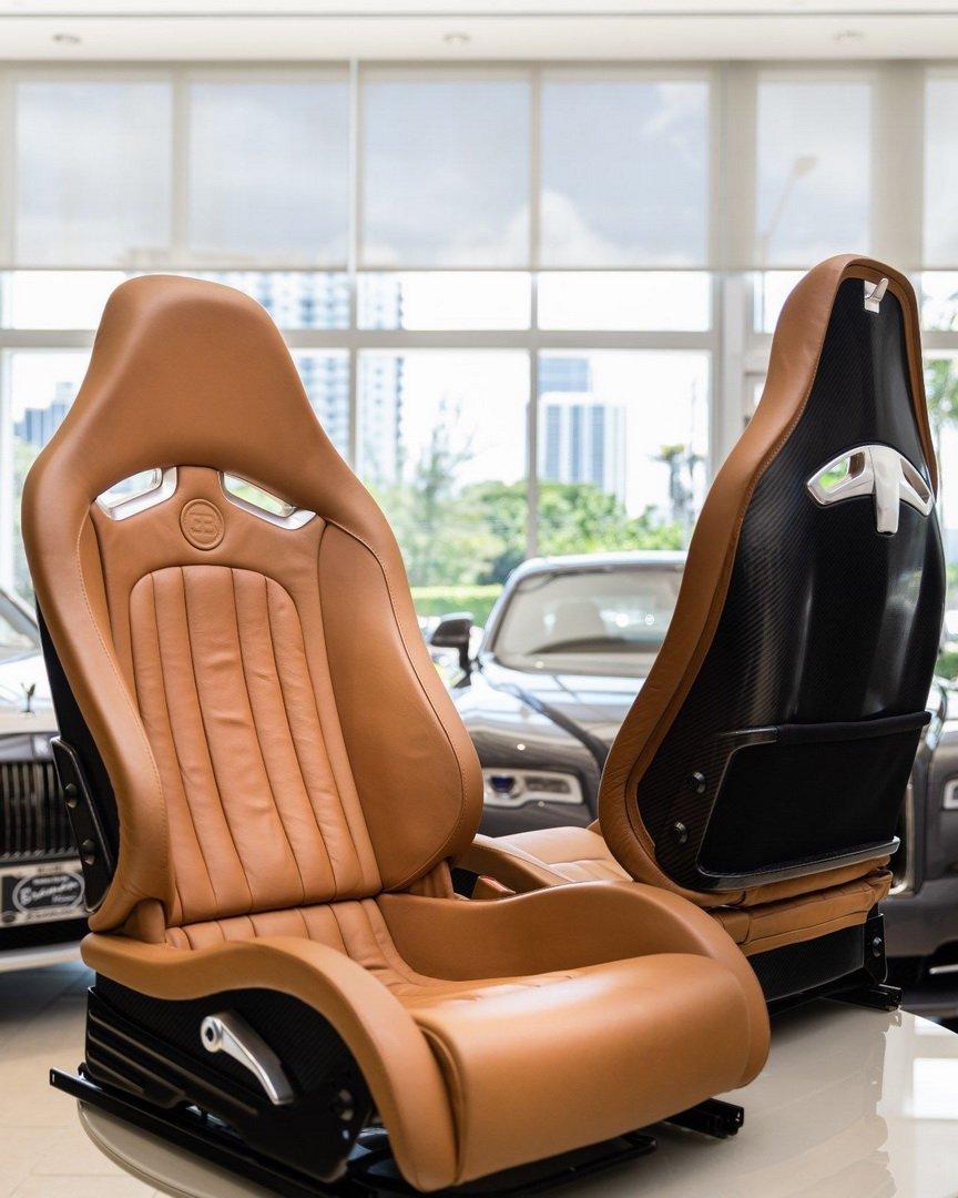 Interior Bugatti Veyron En Venta 3