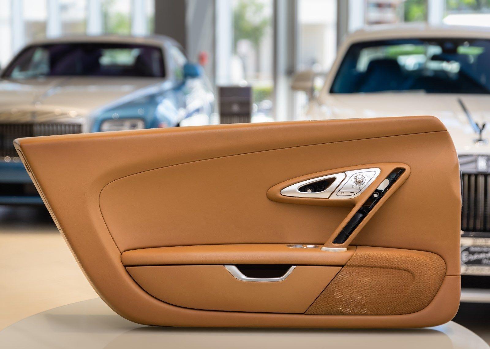 Interior Bugatti Veyron En Venta 5