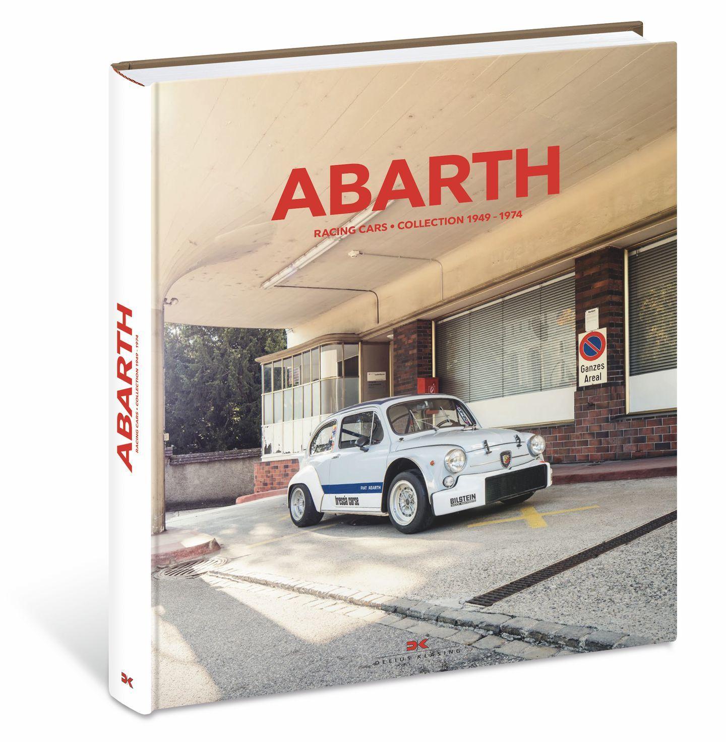 Libro Abarth Classics