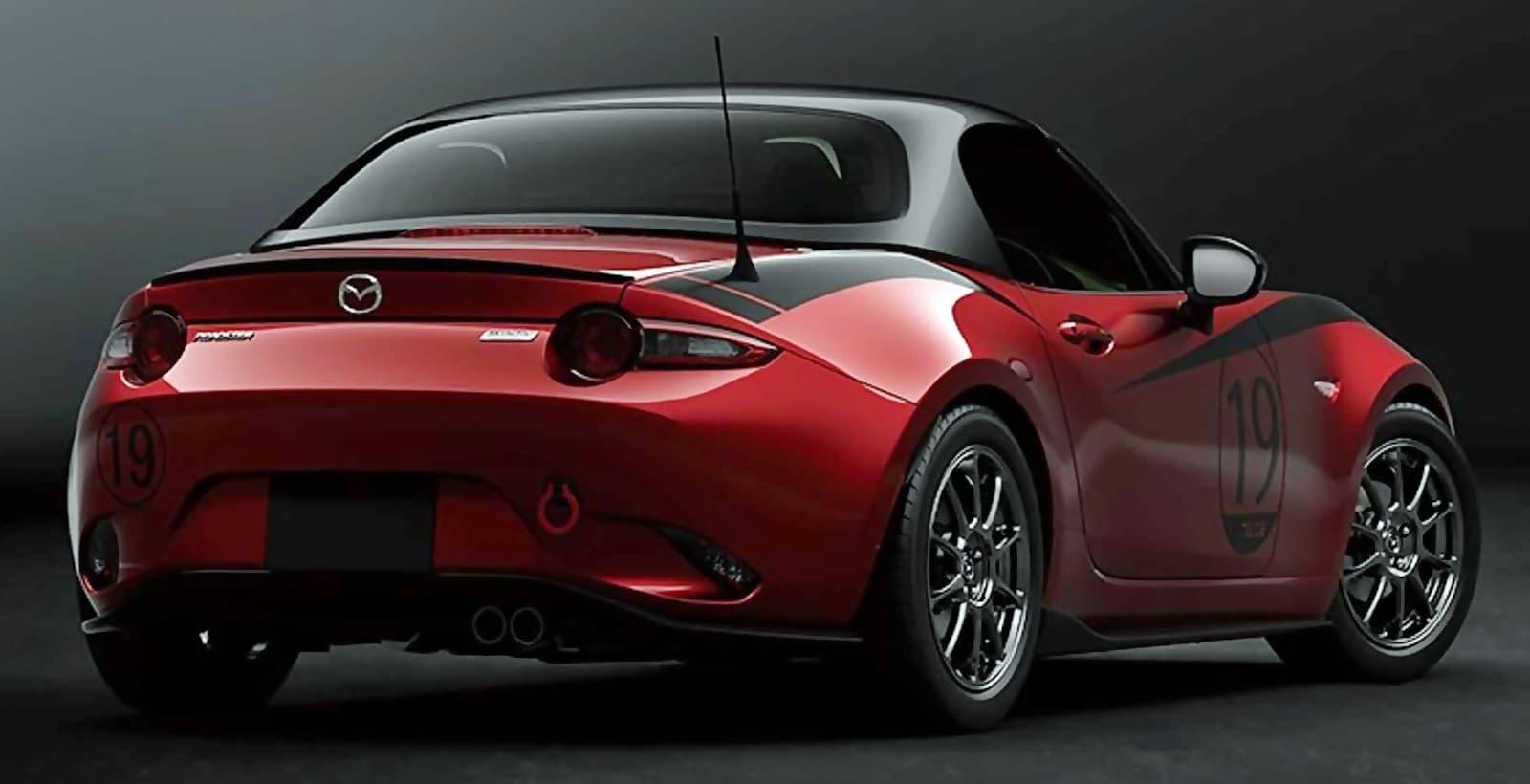 Mazda Mx 5 Roadster Drop Head Coupe Concept 1218 01