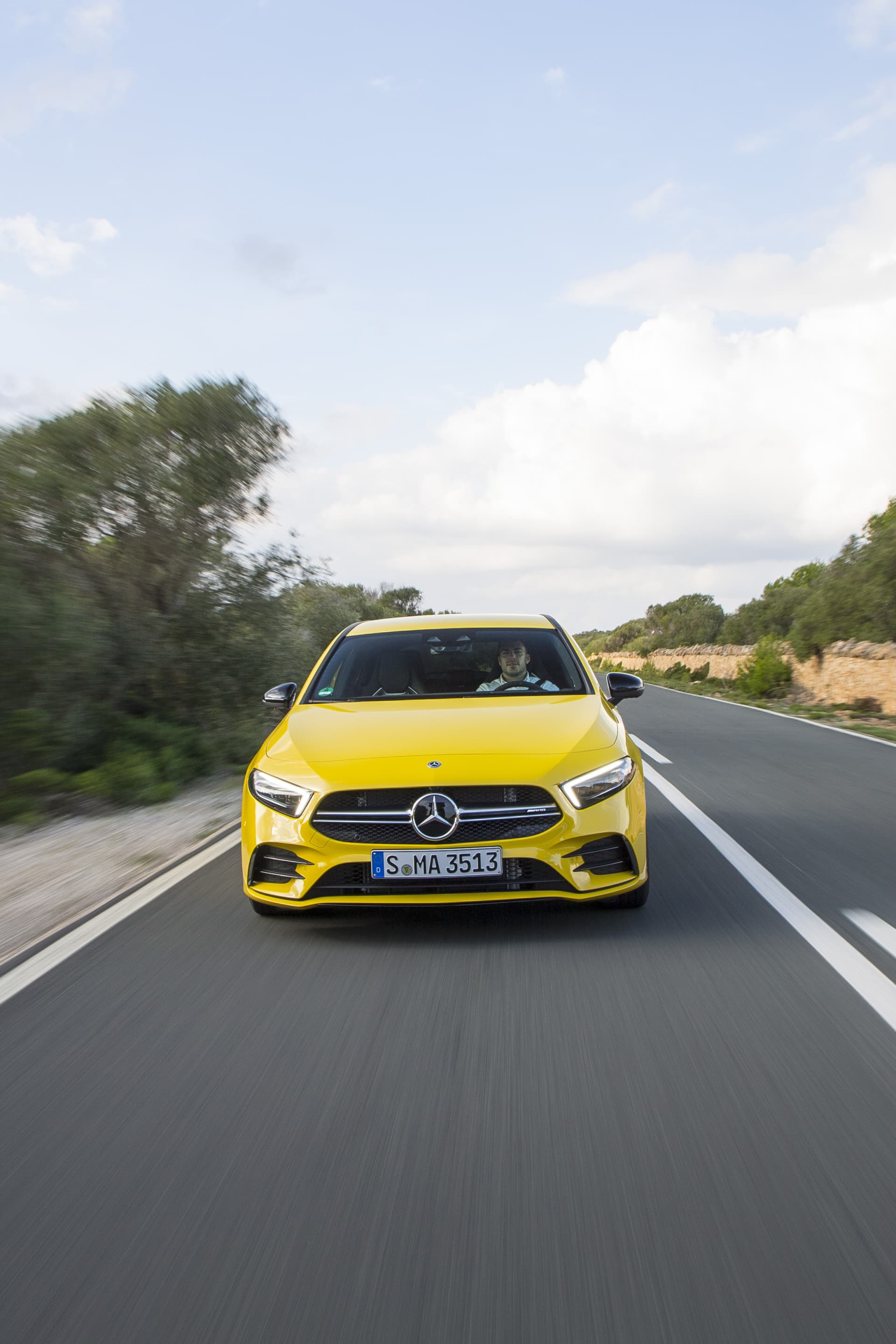 Der Neue Mercedes Amg A 35 4matic I Mallorca 2018// The New Mercedes Amg A 35 4matic I Mallorca 2018