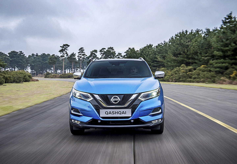 Nissan Qashqai Precios Noticias Prueba Ficha Tecnica Y Fotos
