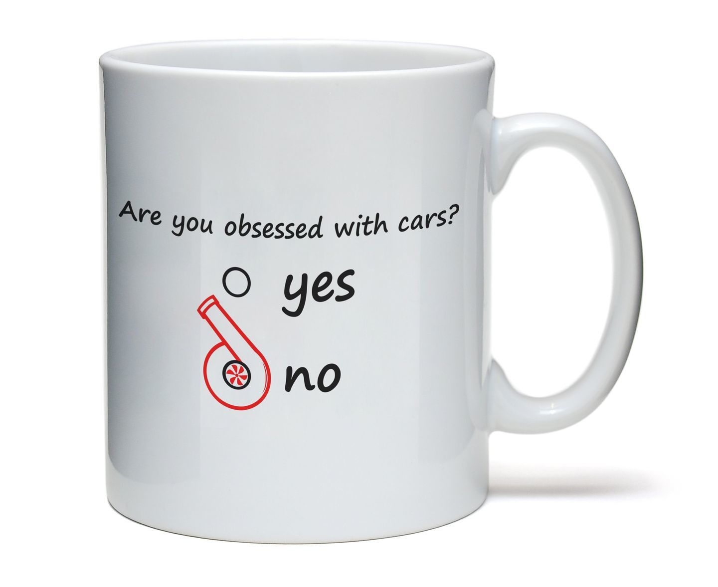 Obsesion Coches Taza