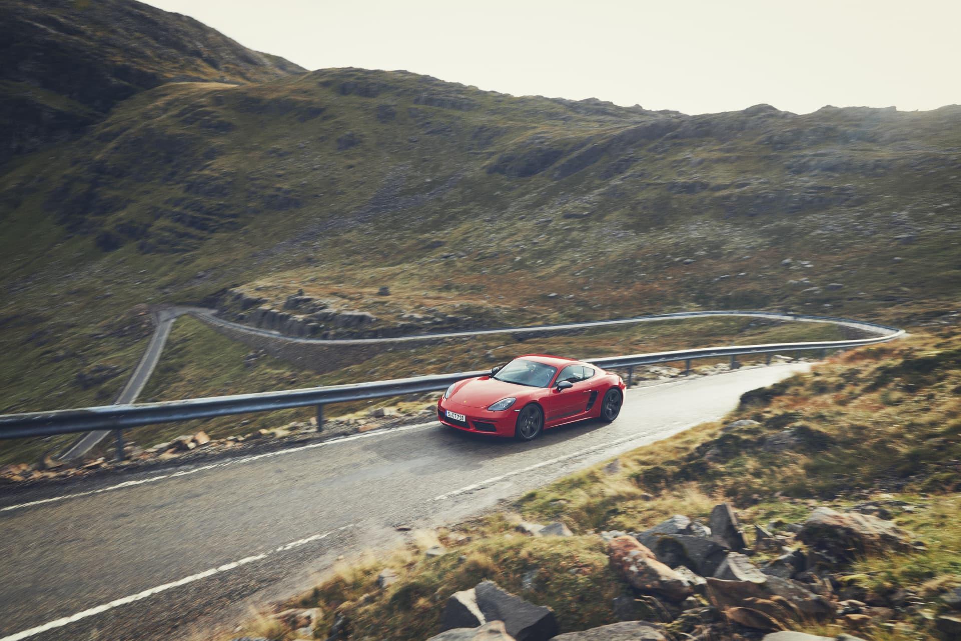 Porsche 718 Cayman Boxster T Dm 12