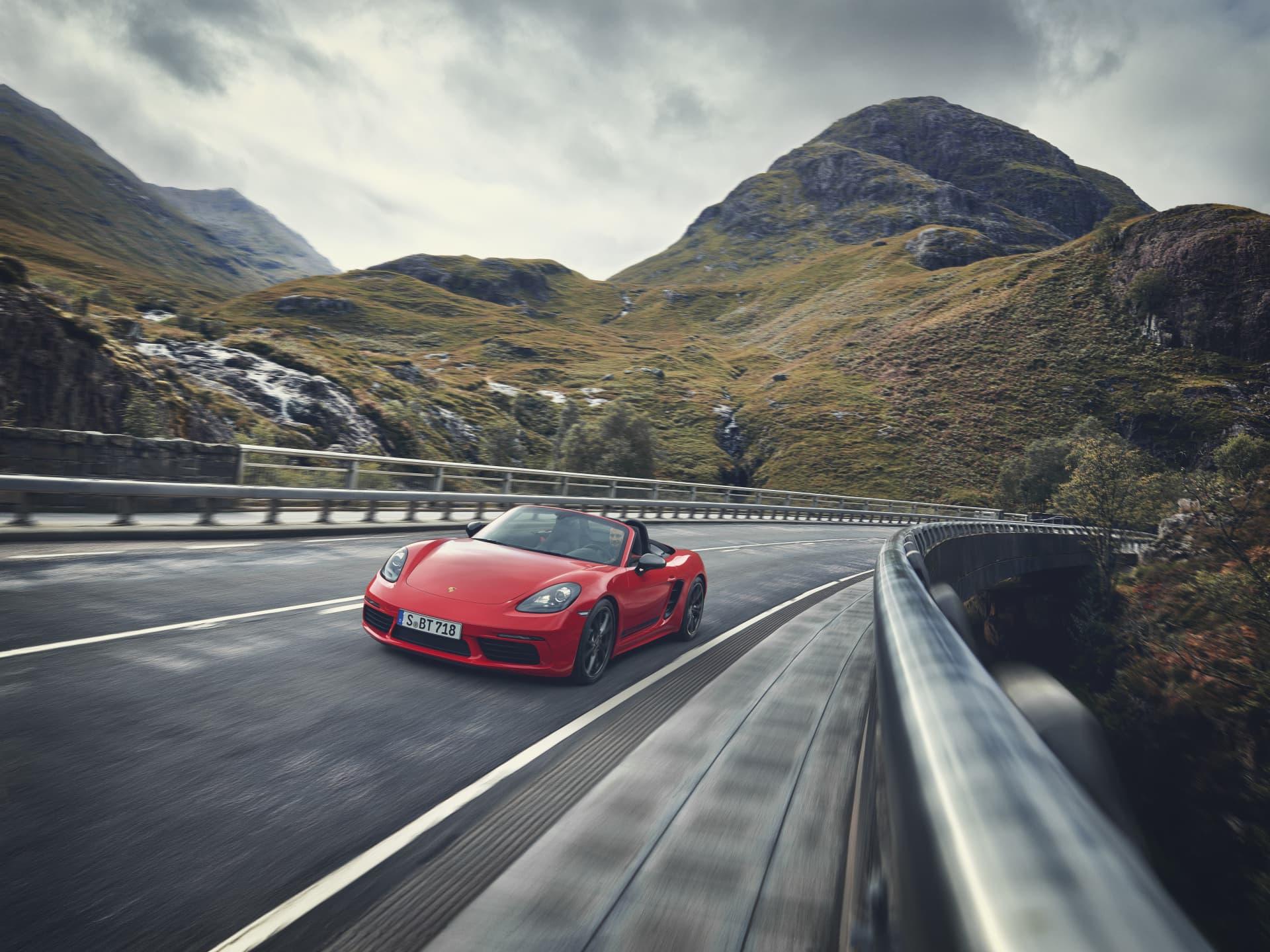Porsche 718 Cayman Boxster T Dm 6