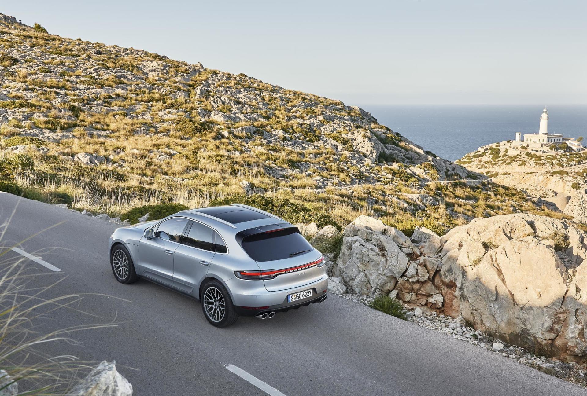 Porsche Macan S 2019 07