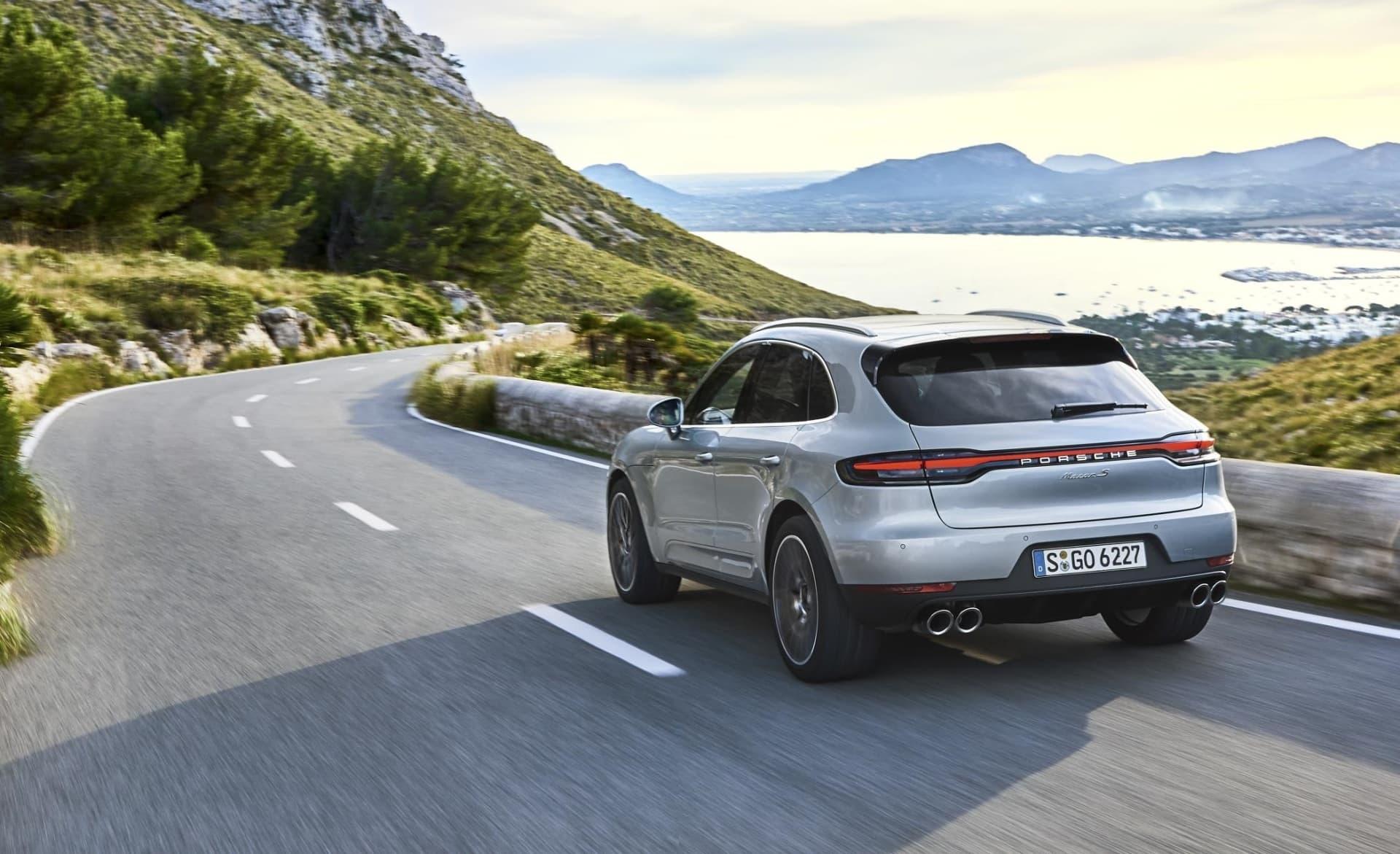 Porsche Macan S 2019 Portada