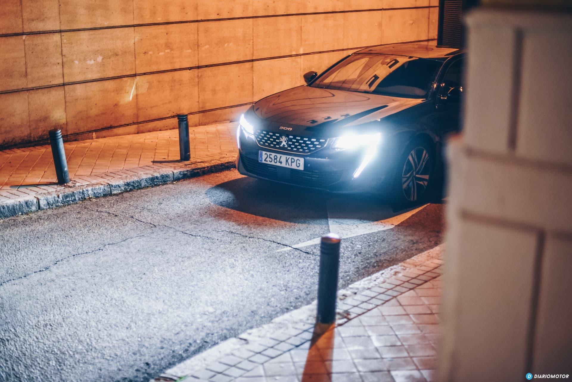 Prueba  Peugeot 508 11