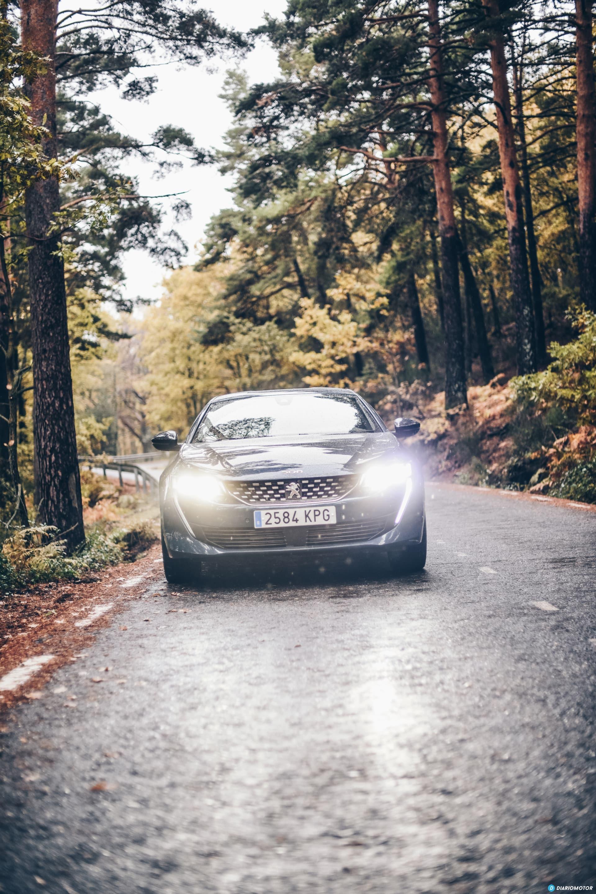 Prueba  Peugeot 508 18