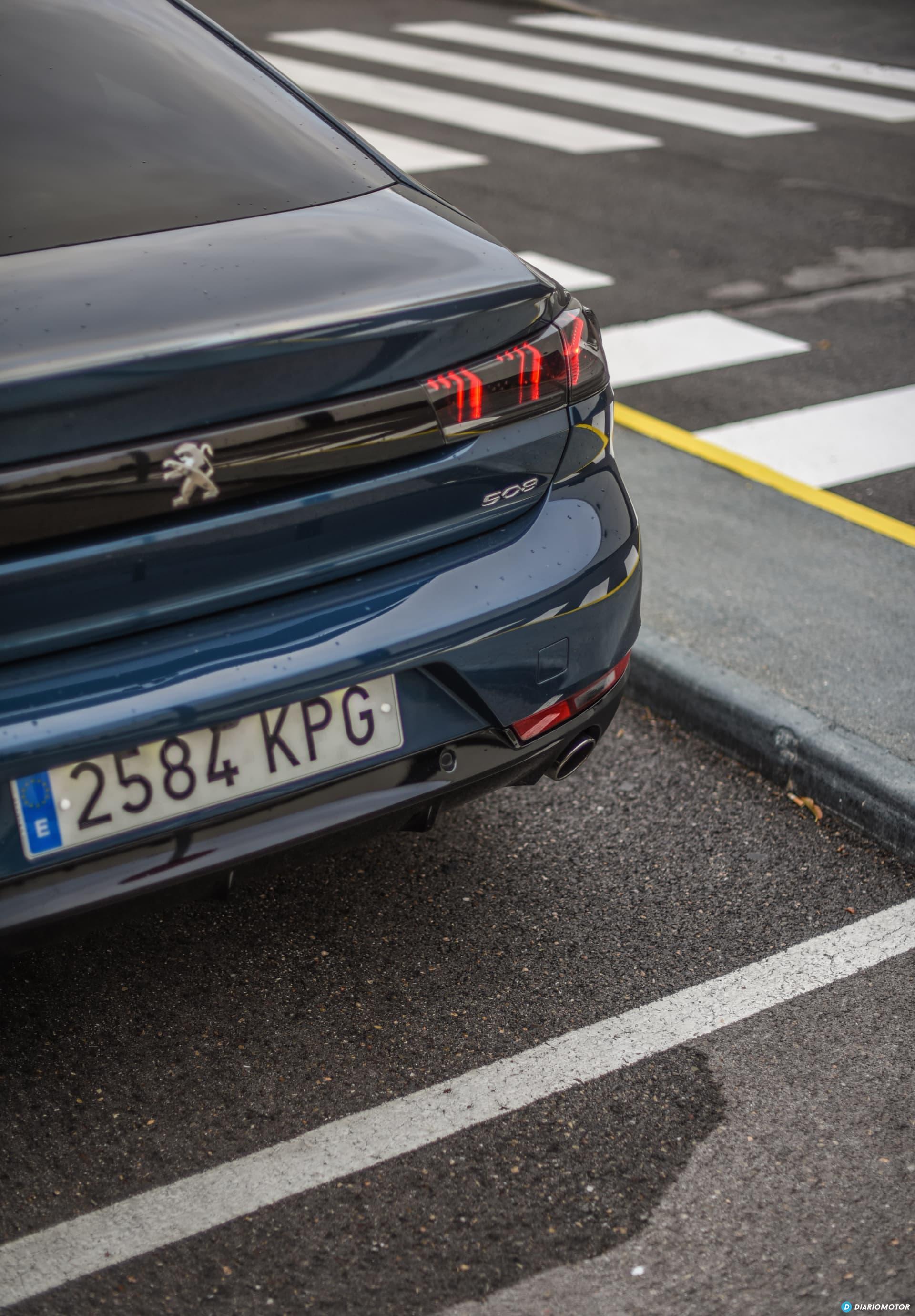 Prueba  Peugeot 508 2