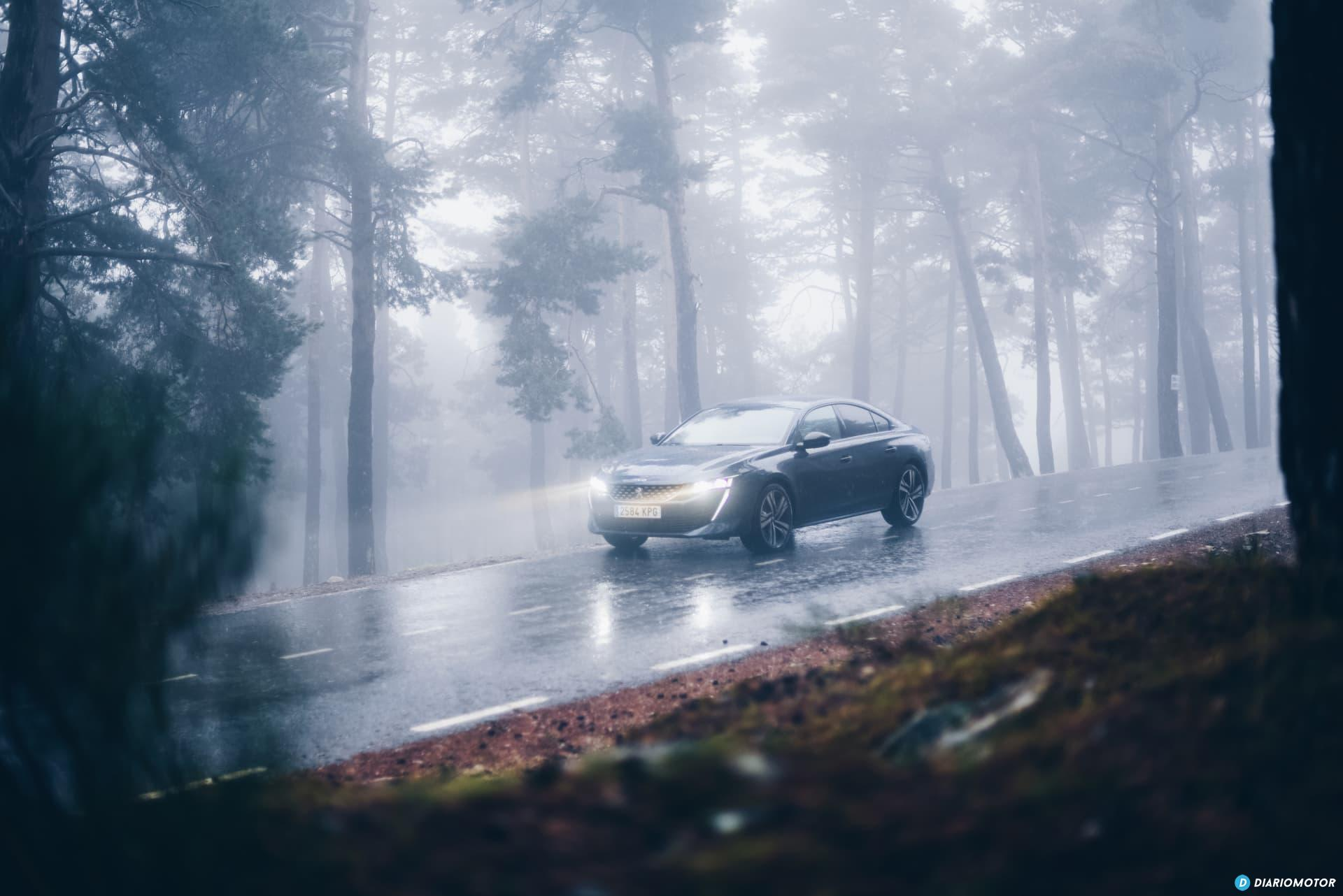 Prueba  Peugeot 508 34