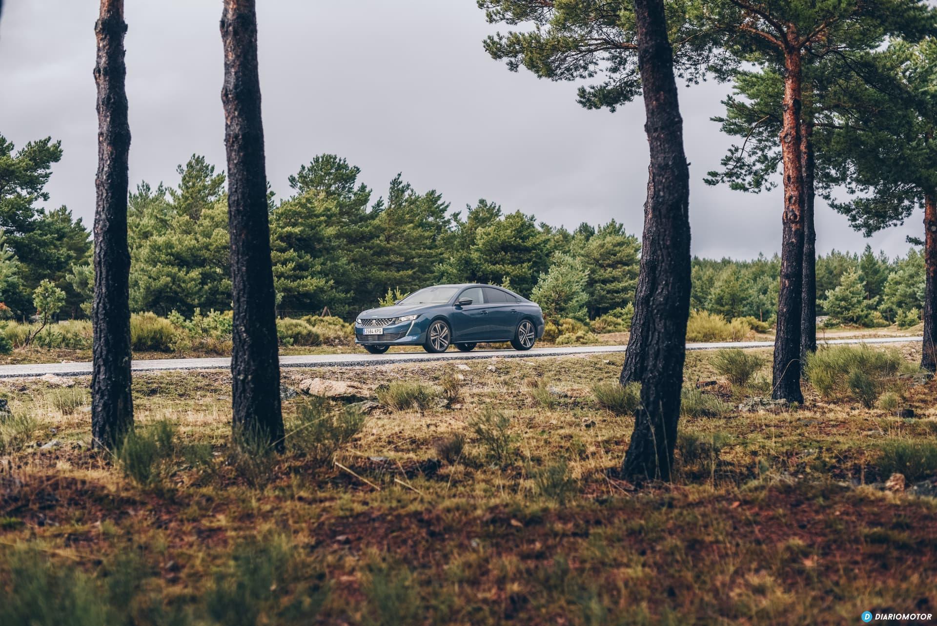 Prueba  Peugeot 508 53