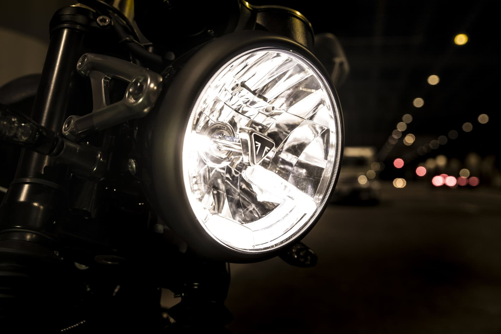 Triumph 2019 Speed Twin Front Headlight
