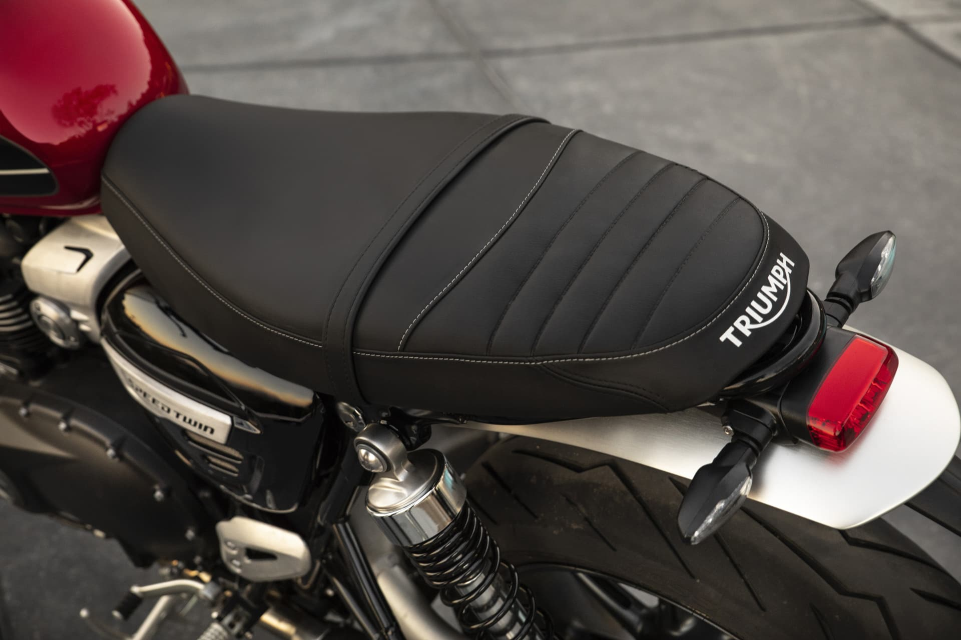 Triumph 2019 Speed Twin Seat