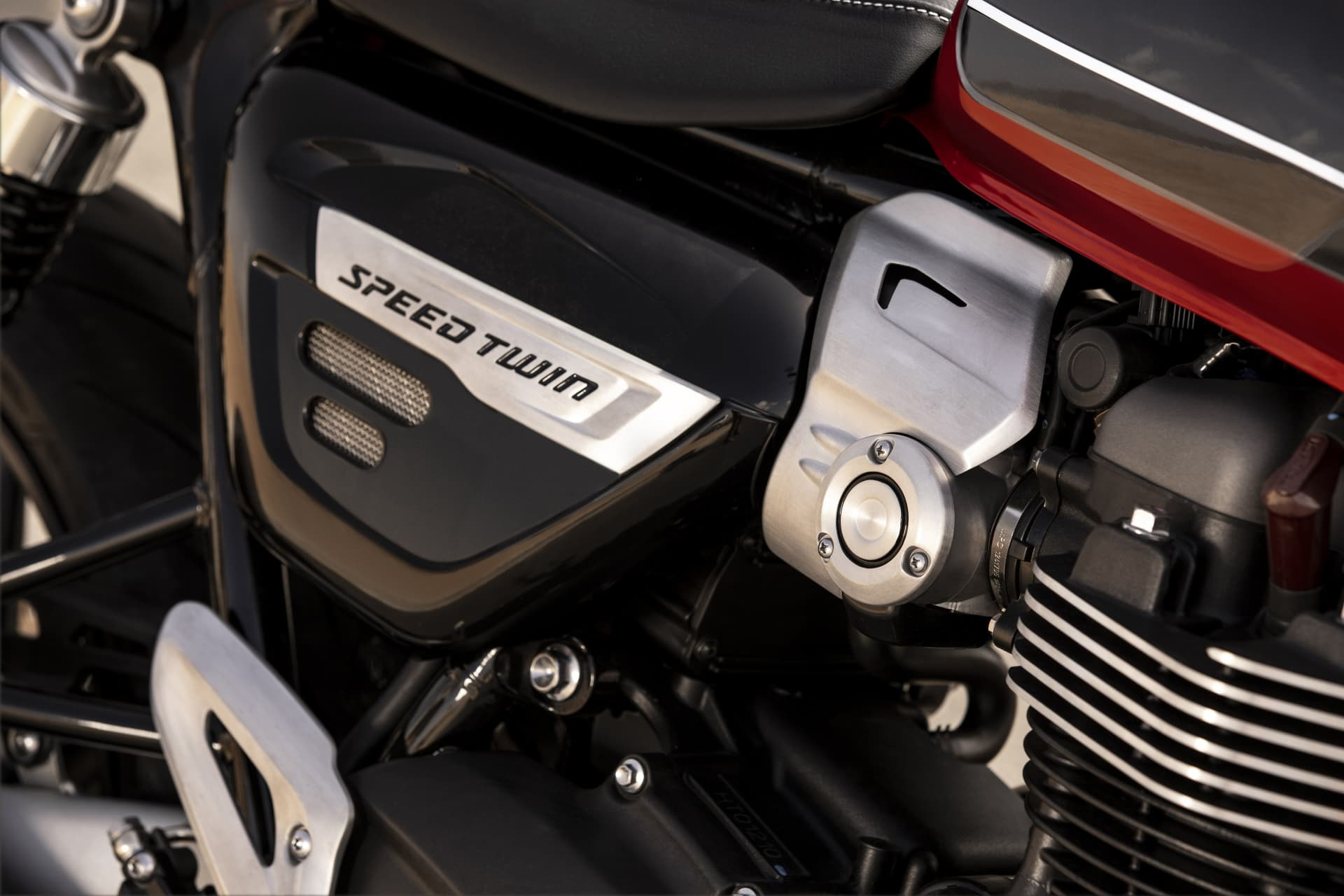 Triumph 2019 Speed Twin Side Panel