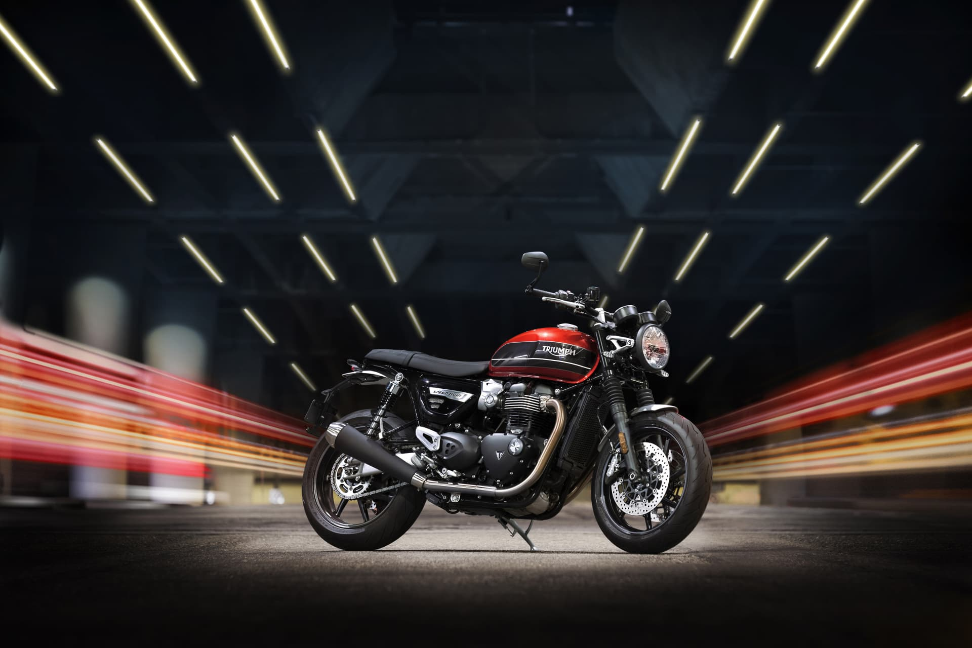 Triumph 2019 Speed Twin Static 1