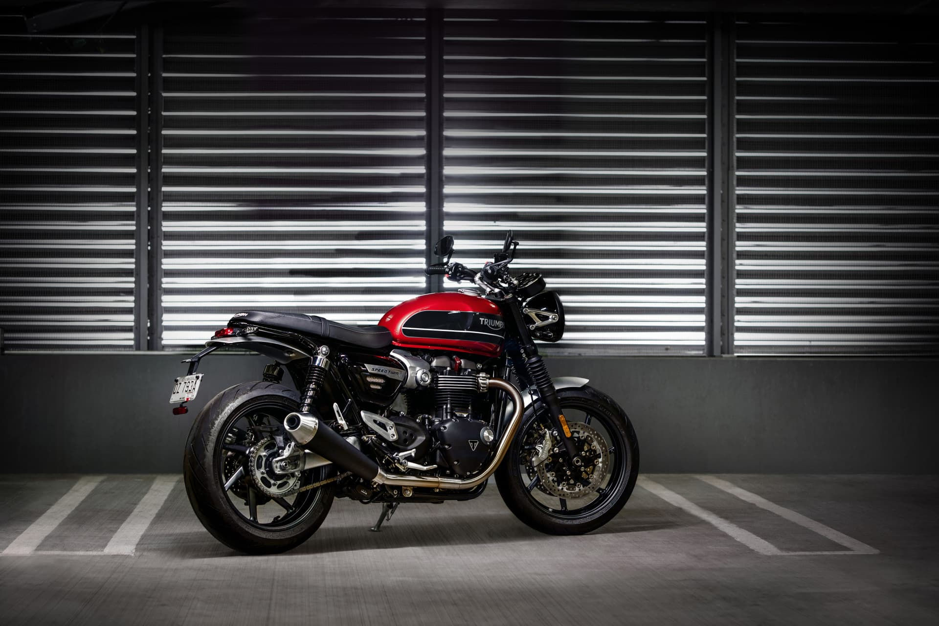Triumph 2019 Speed Twin Static 3