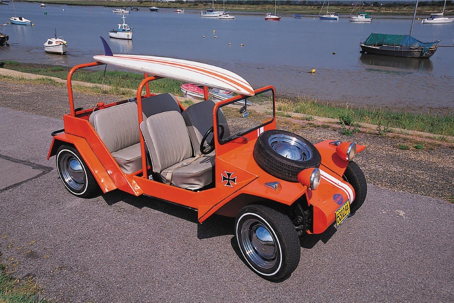 Volkswagen Buggy Classic Dm 4